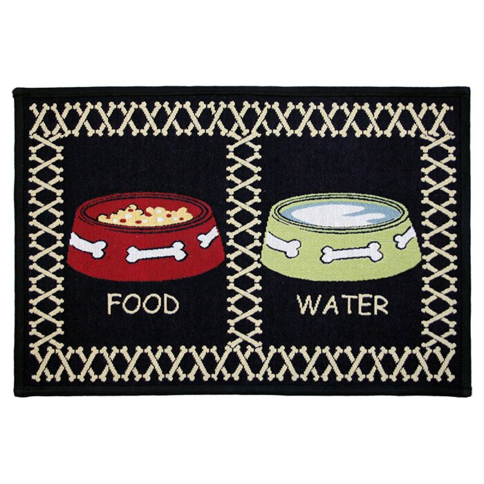 Park B Smith Ltd Pb Paws Amp Co Black Meal Time Tapestry