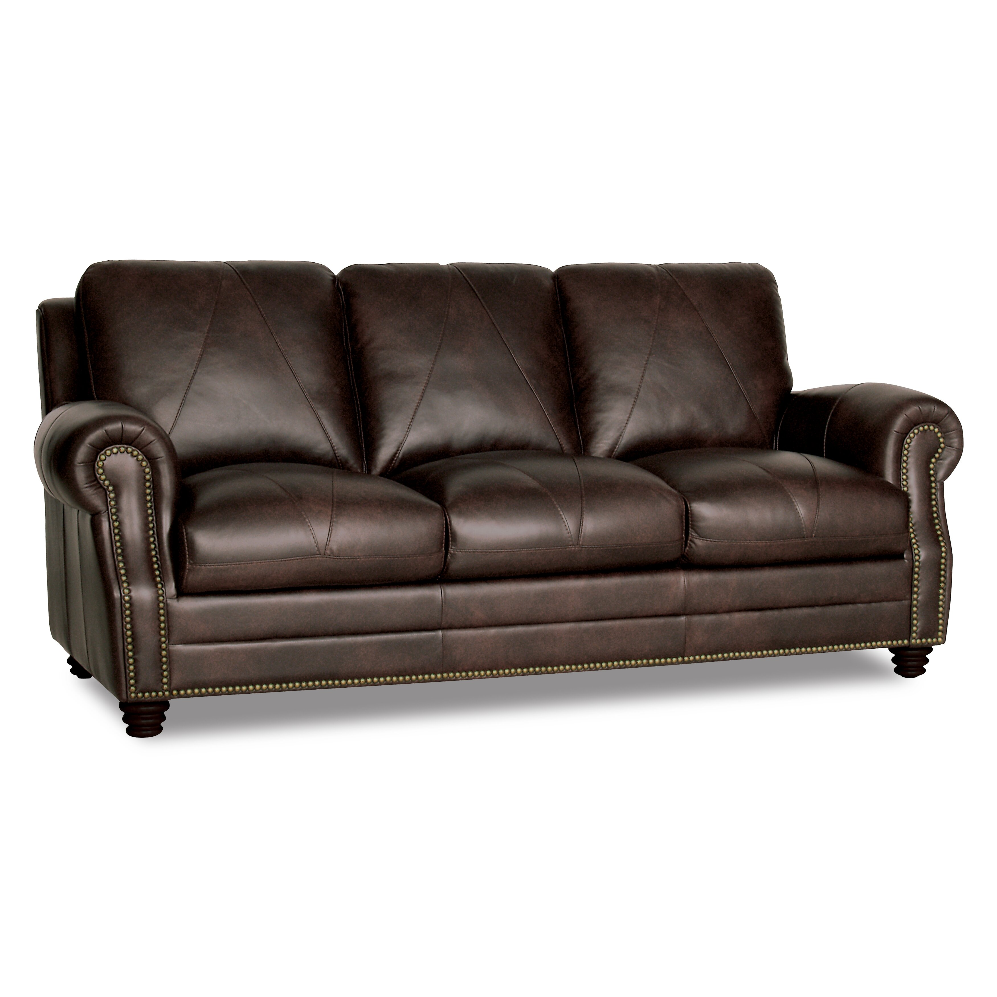 Reviews For Leather Sofas: Darby Home Co Gardner Leather Sofa & Reviews