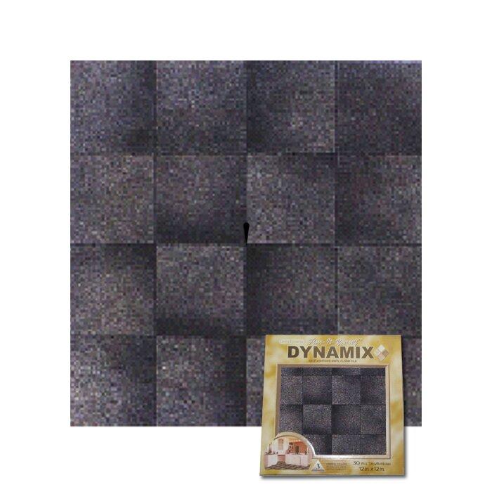 Home dynamix 12 x 12 luxury vinyl tile in grey marble for 12 inch vinyl floor tiles