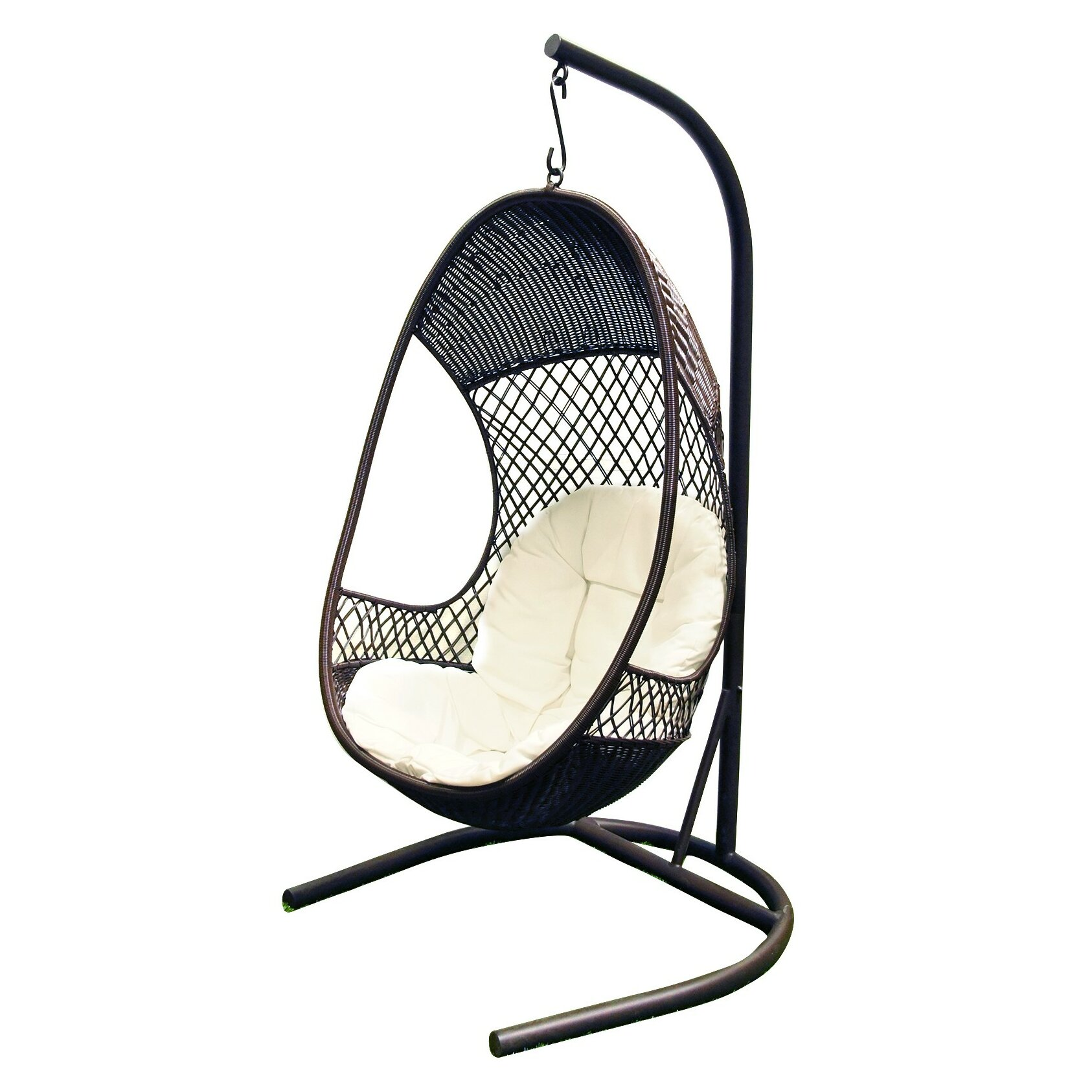 Swing Chair With Cushion Wayfair