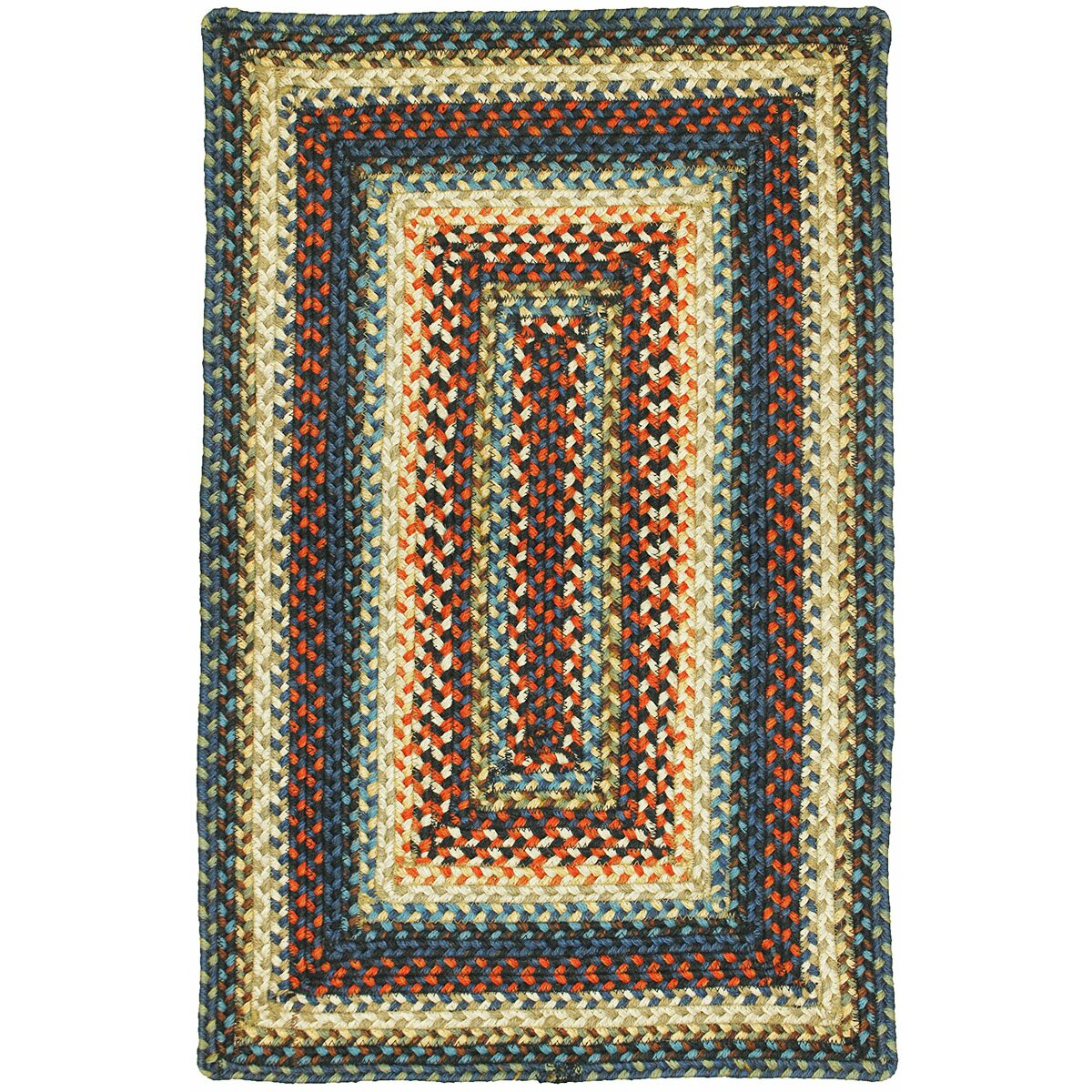 Homespice decor artemis blue area rug reviews wayfair for International home decor rugs
