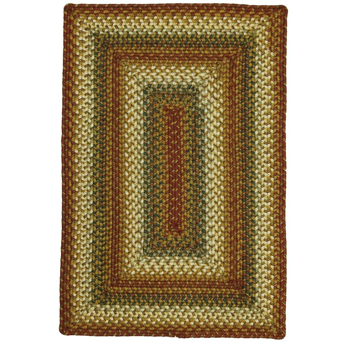 Preston Red Indoor Outdoor Area Rug