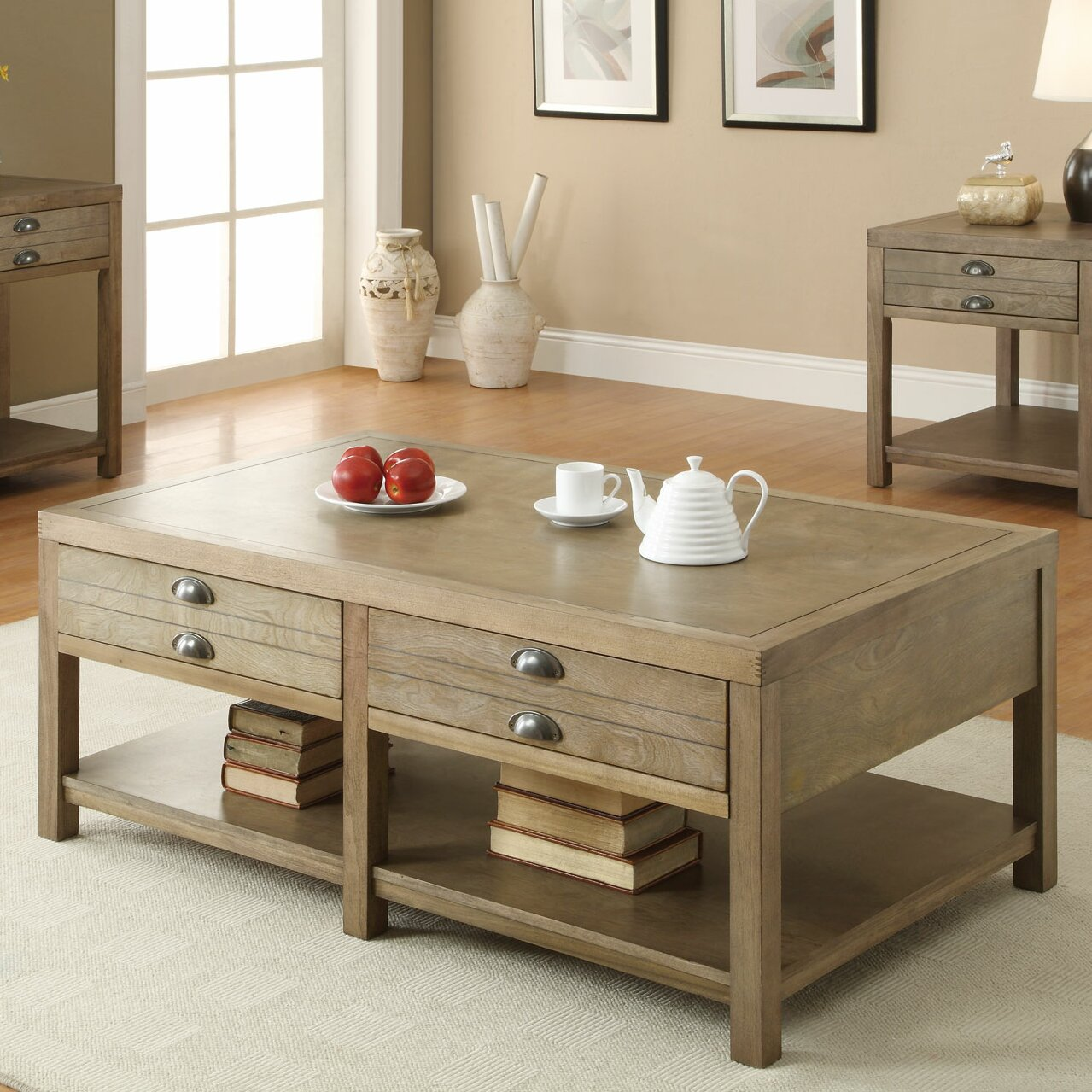 Loon Peak Copper Mountain Coffee Table & Reviews