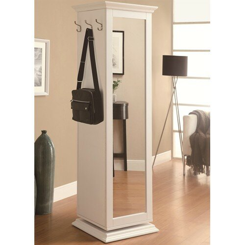 wildon home swivel storage cabinet 2