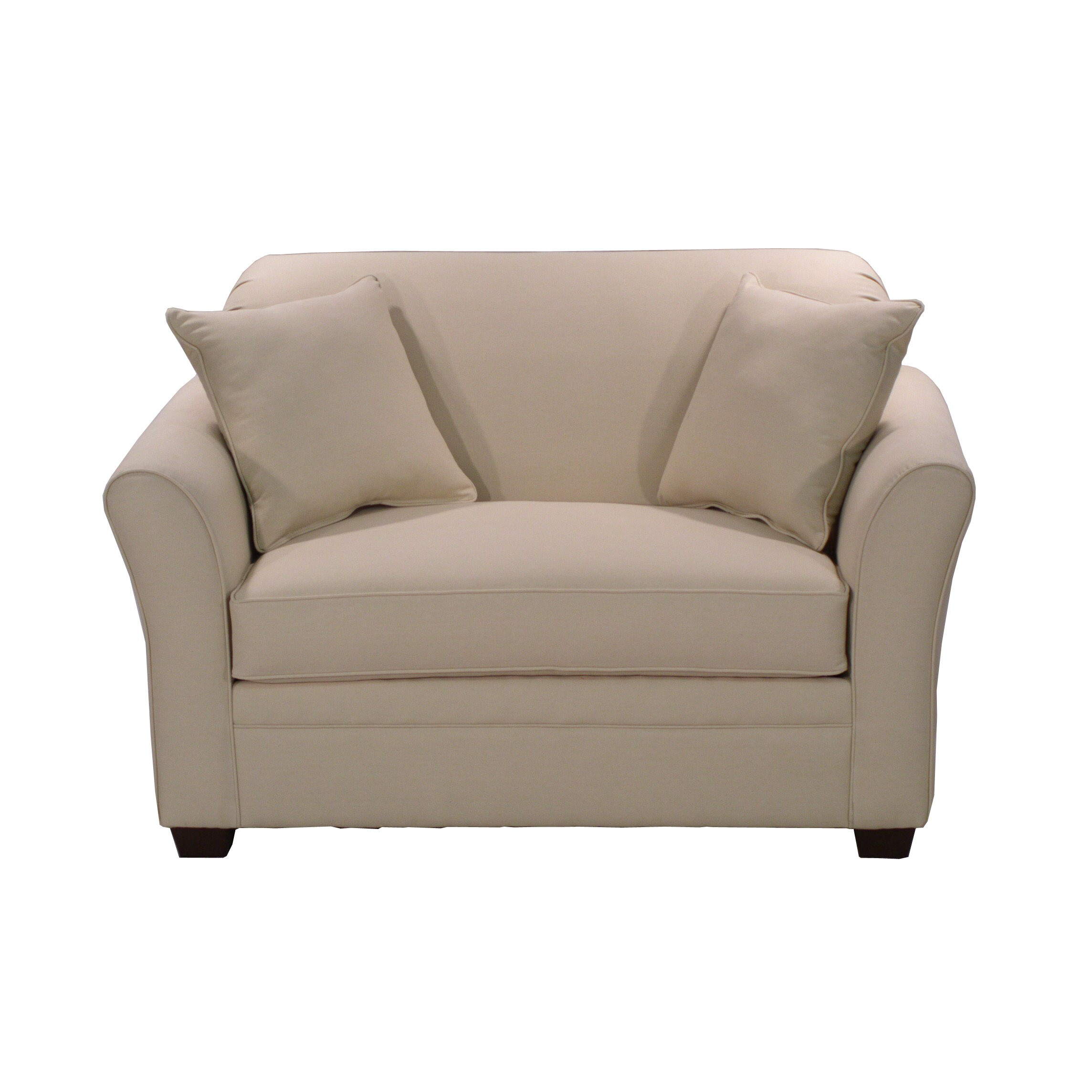 Wildon Home ® Twin Sleeper Loveseat & Reviews