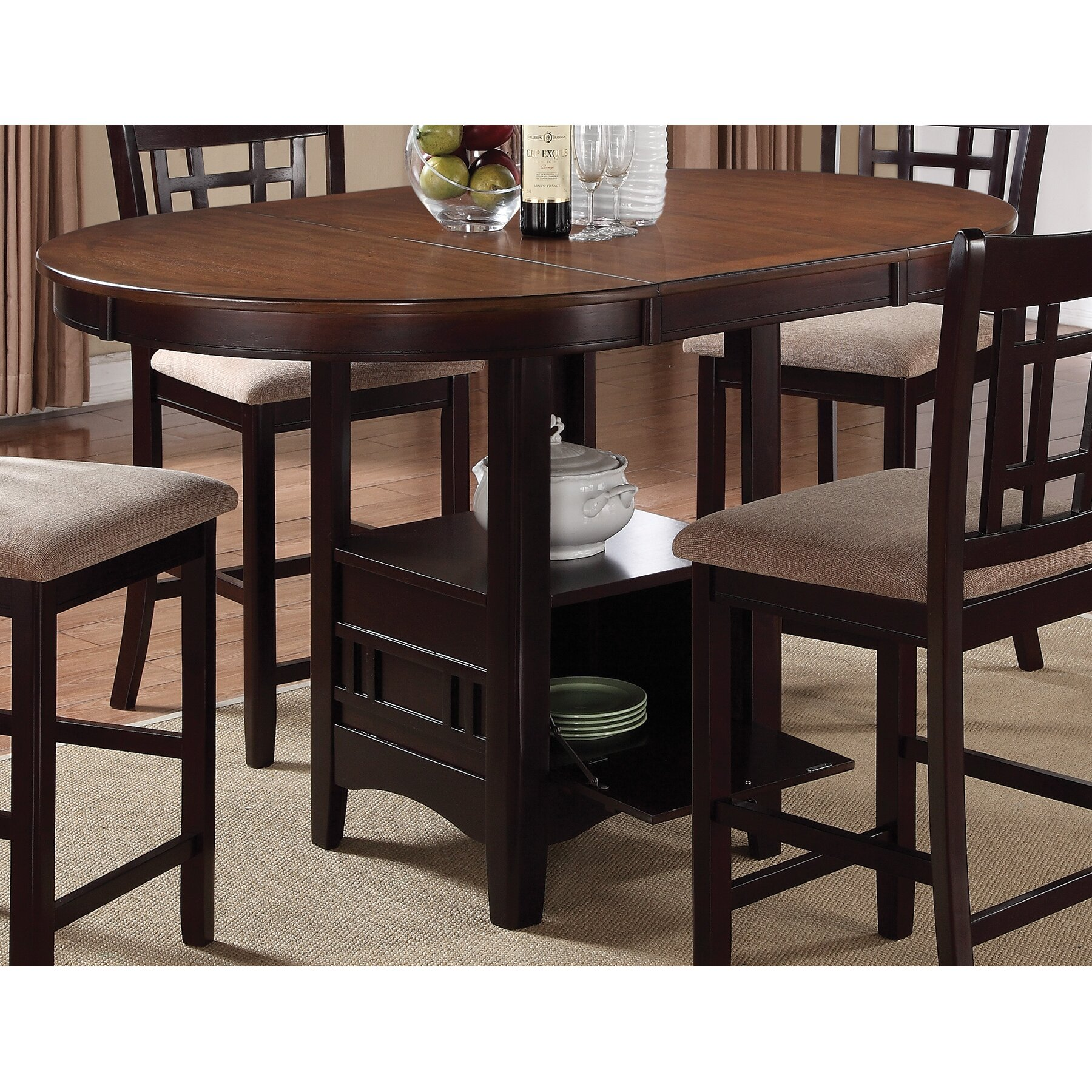 Counter Height Dining Table By Wildon Home