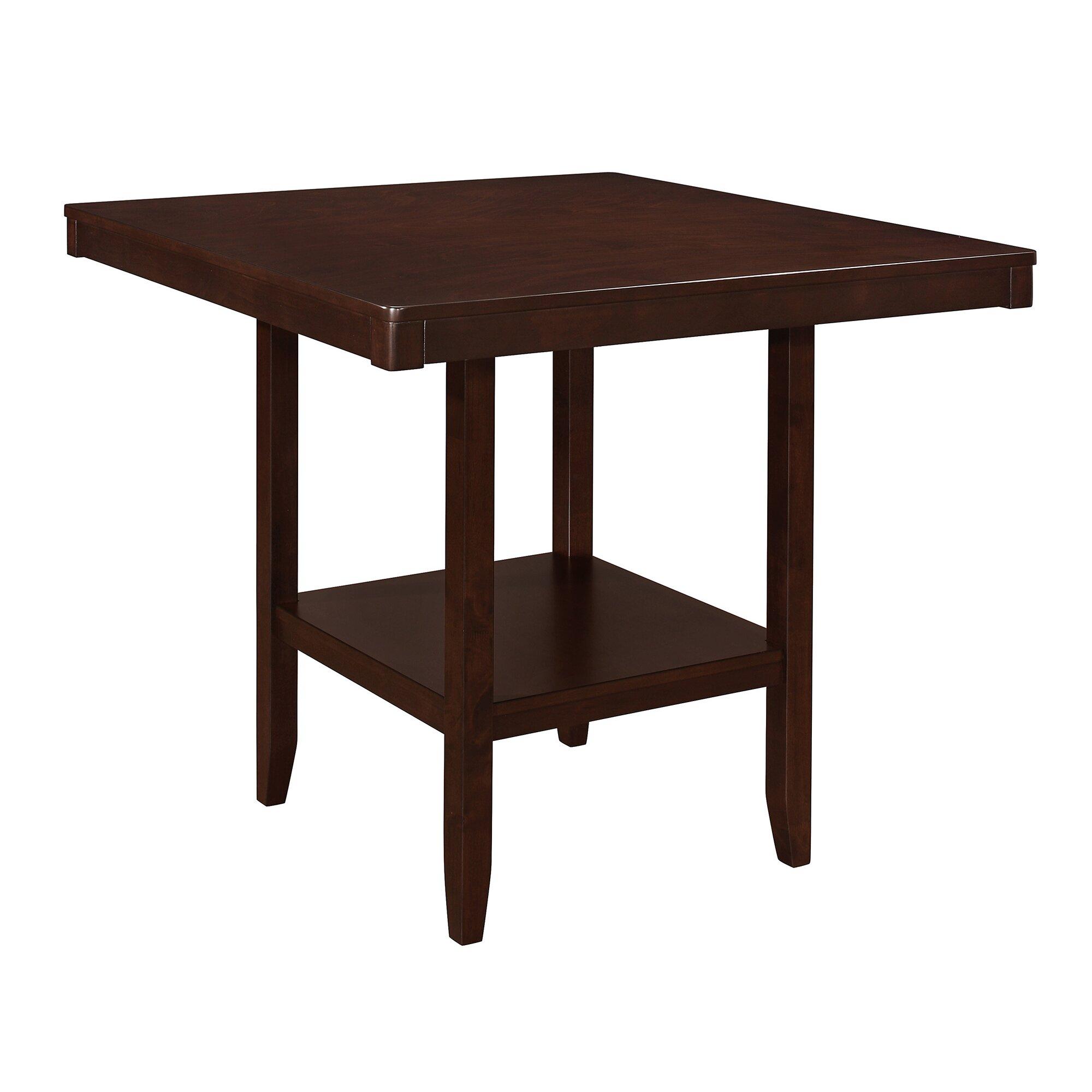 Counter Height Pub Table : Wildon Home ? Fattori Counter Height Pub Table & Reviews Wayfair