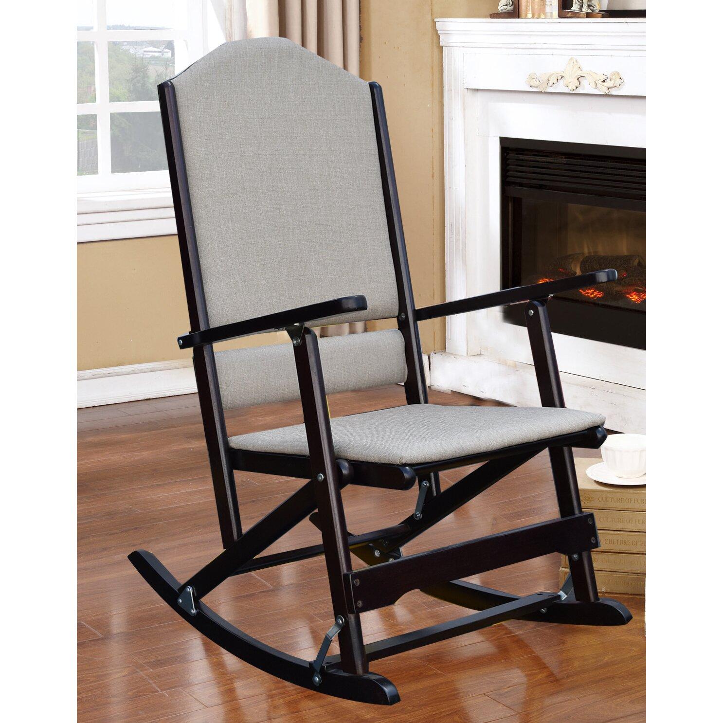 Rocking Folding Chair outdoor patio furniture folding rocking
