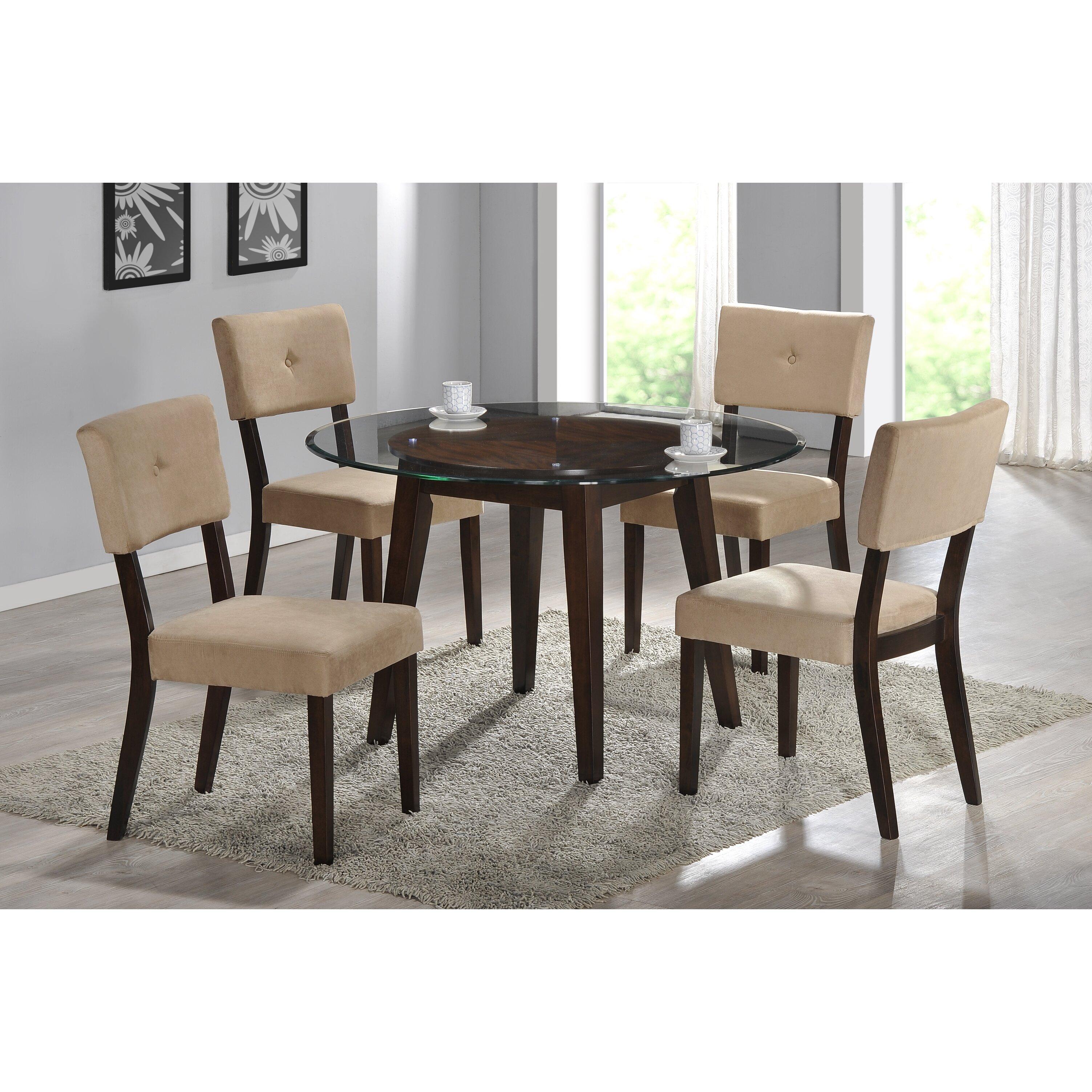 Wildon home wegman dining table reviews wayfair for Wildon home dining