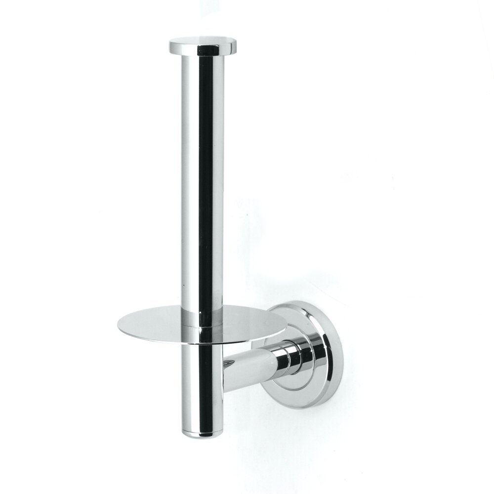 Gatco latitude ii wall mounted toilet paper holder amp reviews wayfair