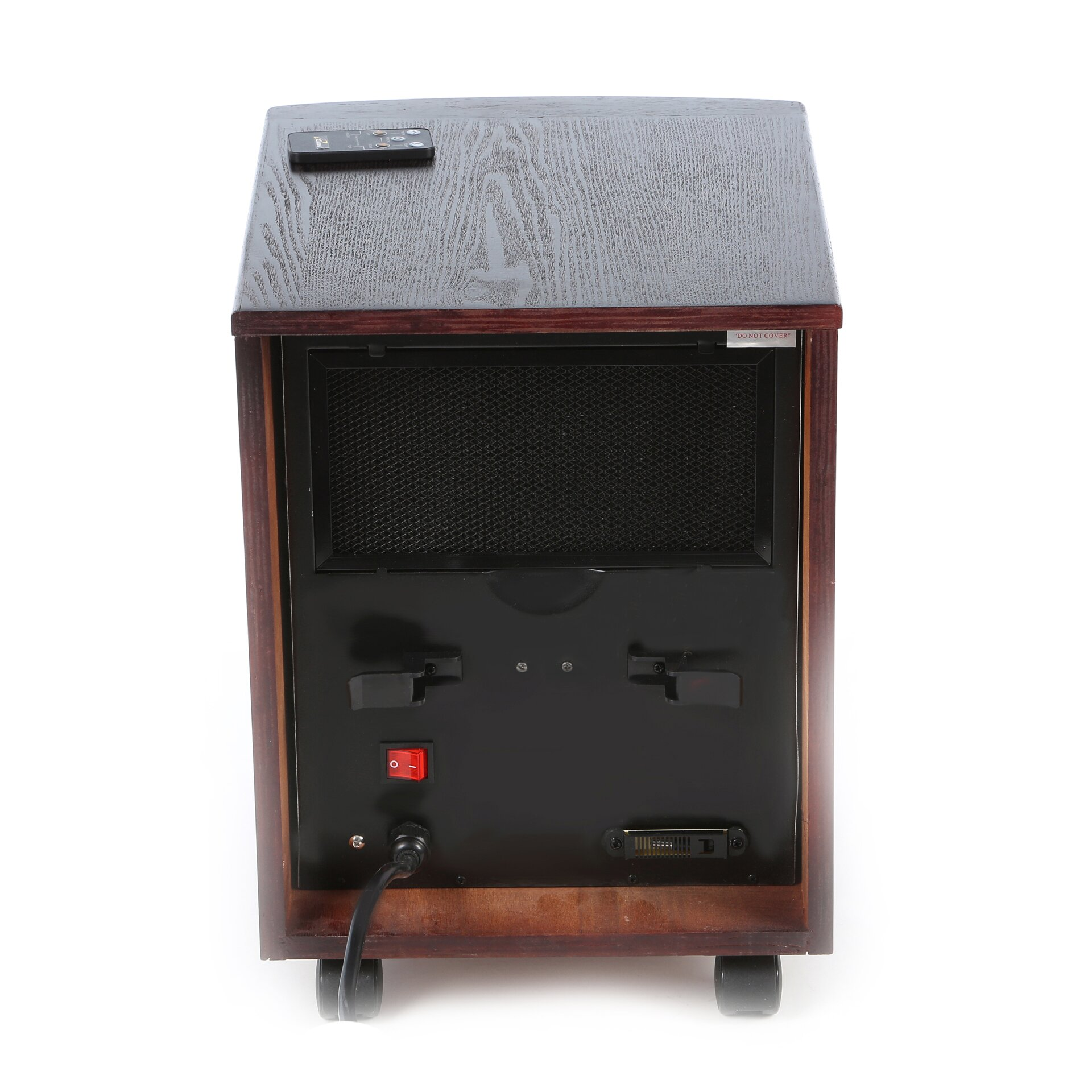 iLIVING 1,500 Watt Portable Electric Infrared Cabinet Heater & Reviews