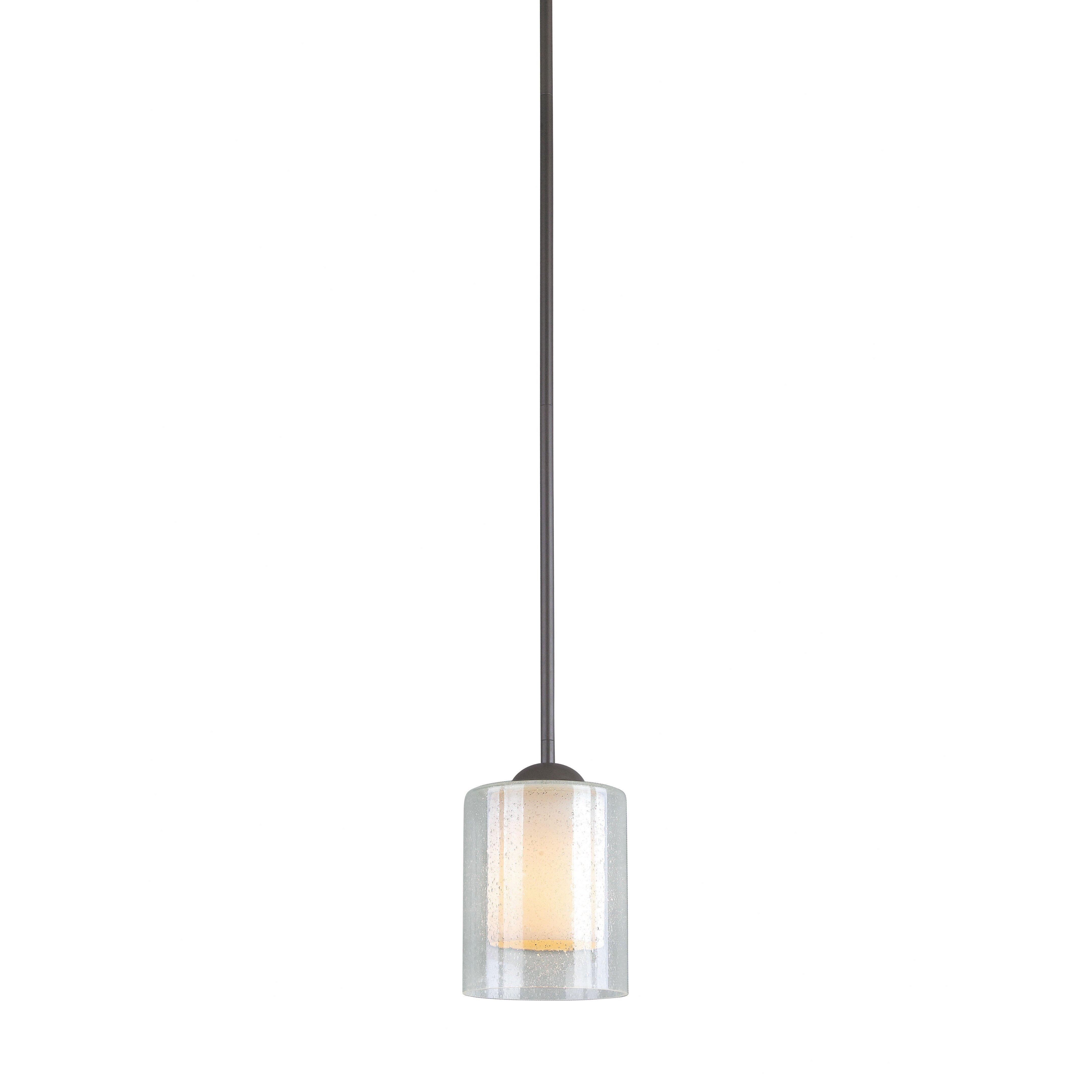 woodbridge lighting cosmo 1 light mini pendant