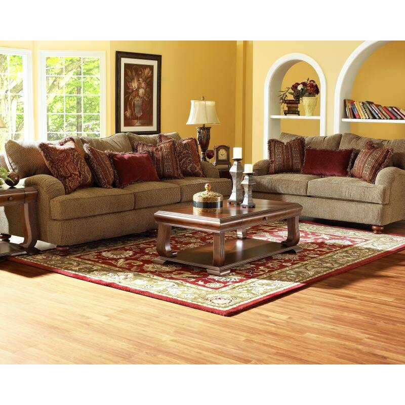 Klaussner Furniture Conway Living Room Collection Reviews Wayfair Supply