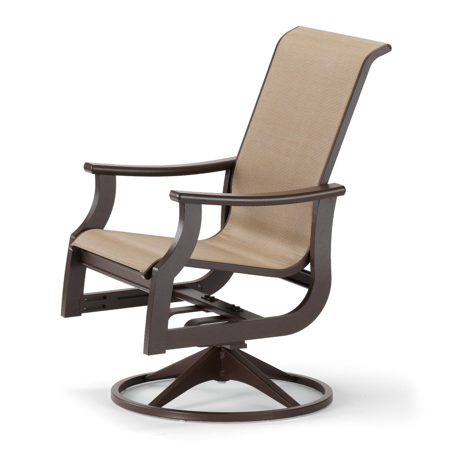 St Catherine 39 Swivel Rocking Dining Arm Chair Wayfair