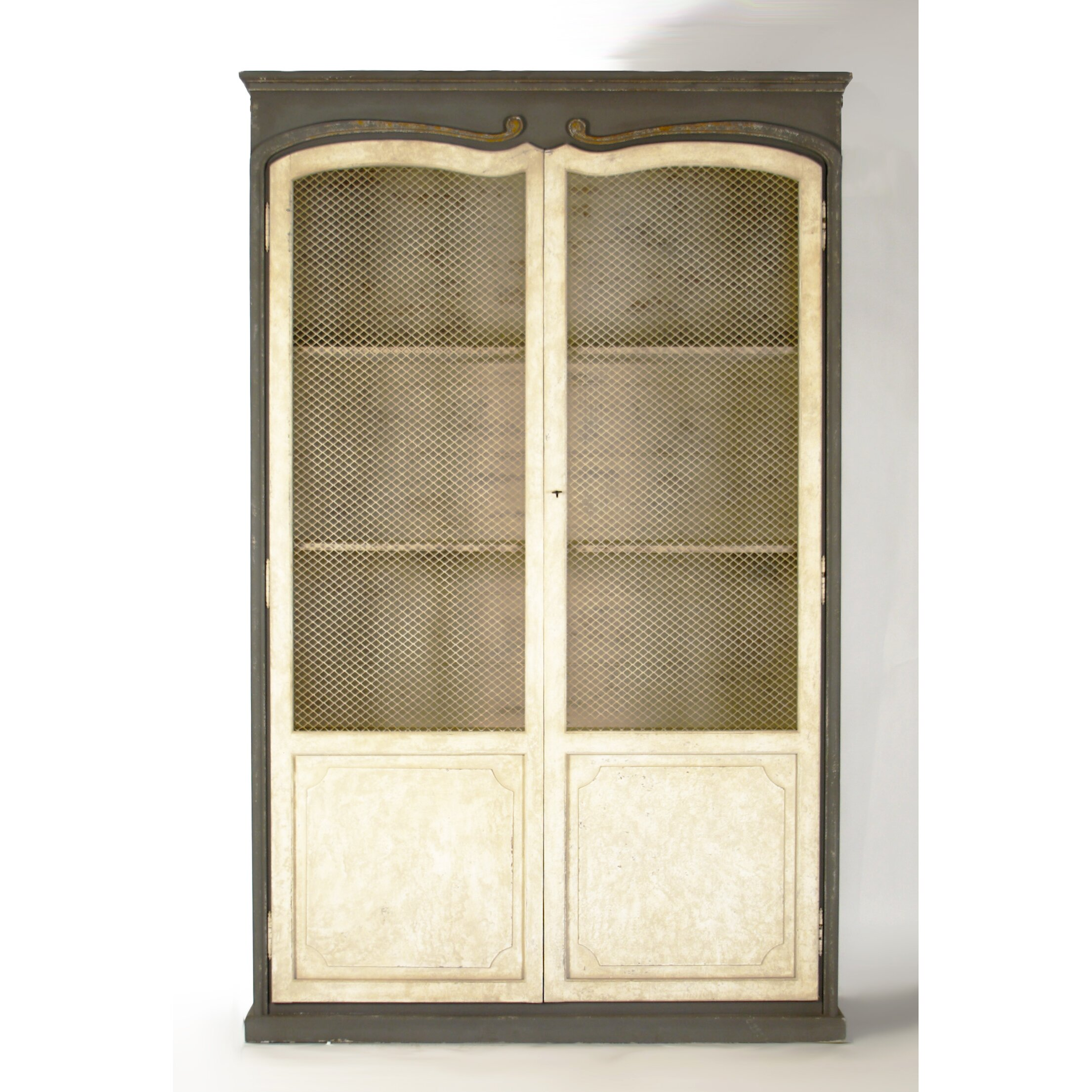 Distress Cabinets: Alexander Distressed Cabinet