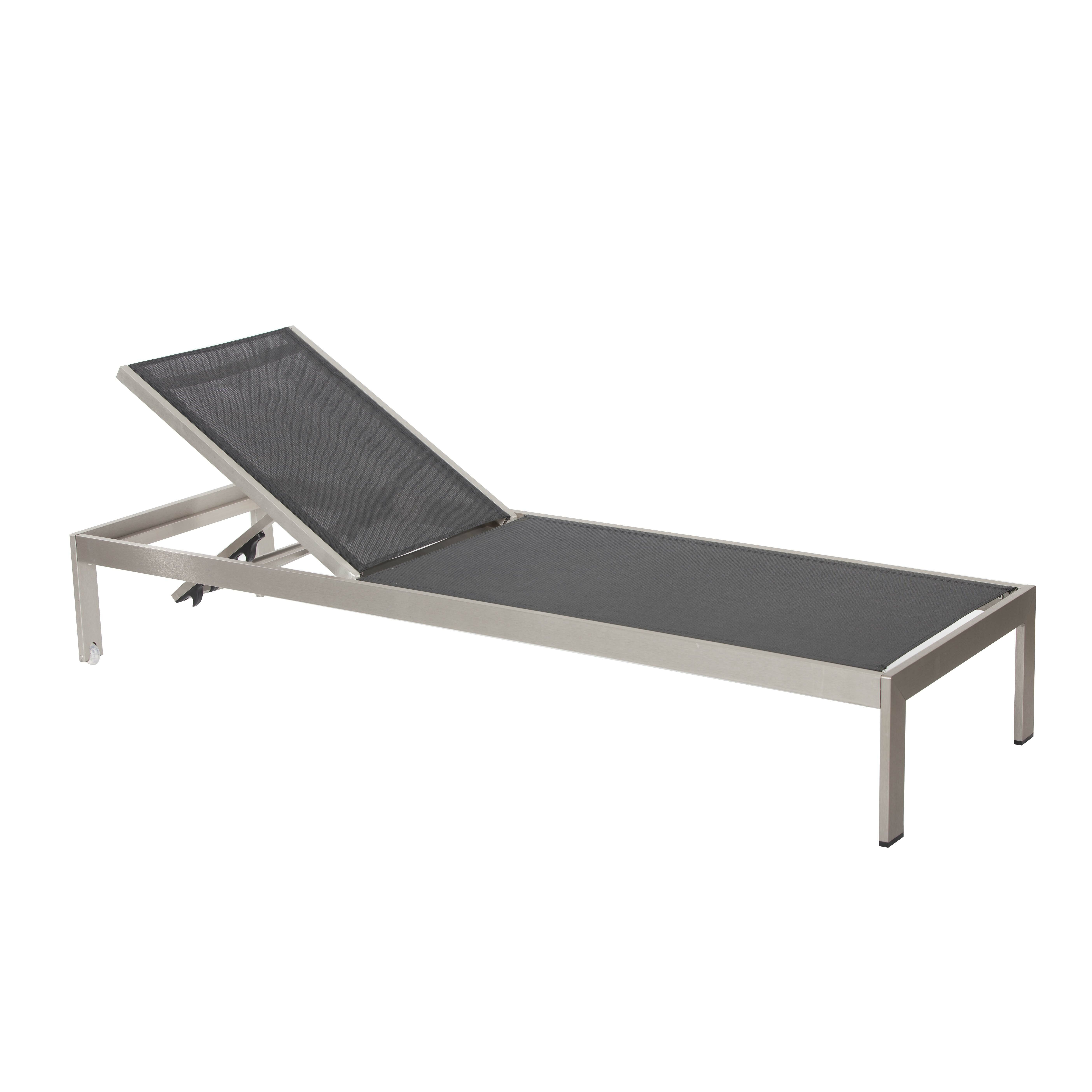Pangea Home Sally Chaise Lounge & Reviews