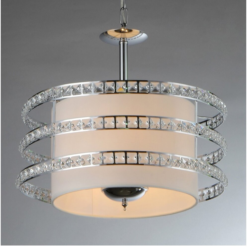 Large Foyer Drum Pendant : Warehouse of tiffany saturn light crystal drum foyer