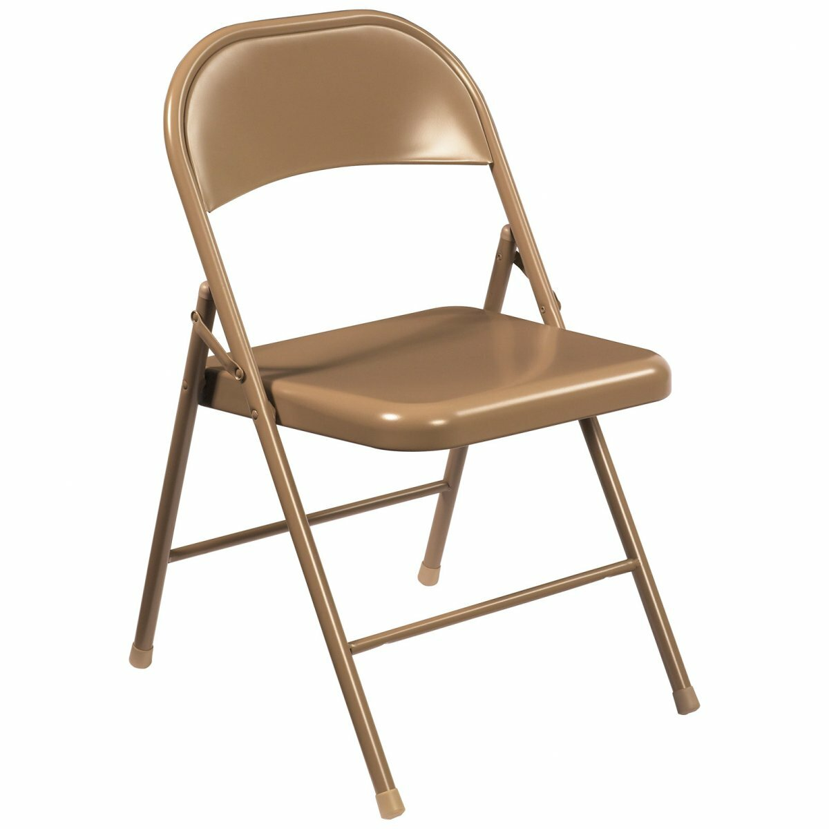 National Public Seating mercialine Steel Folding Chair & Reviews