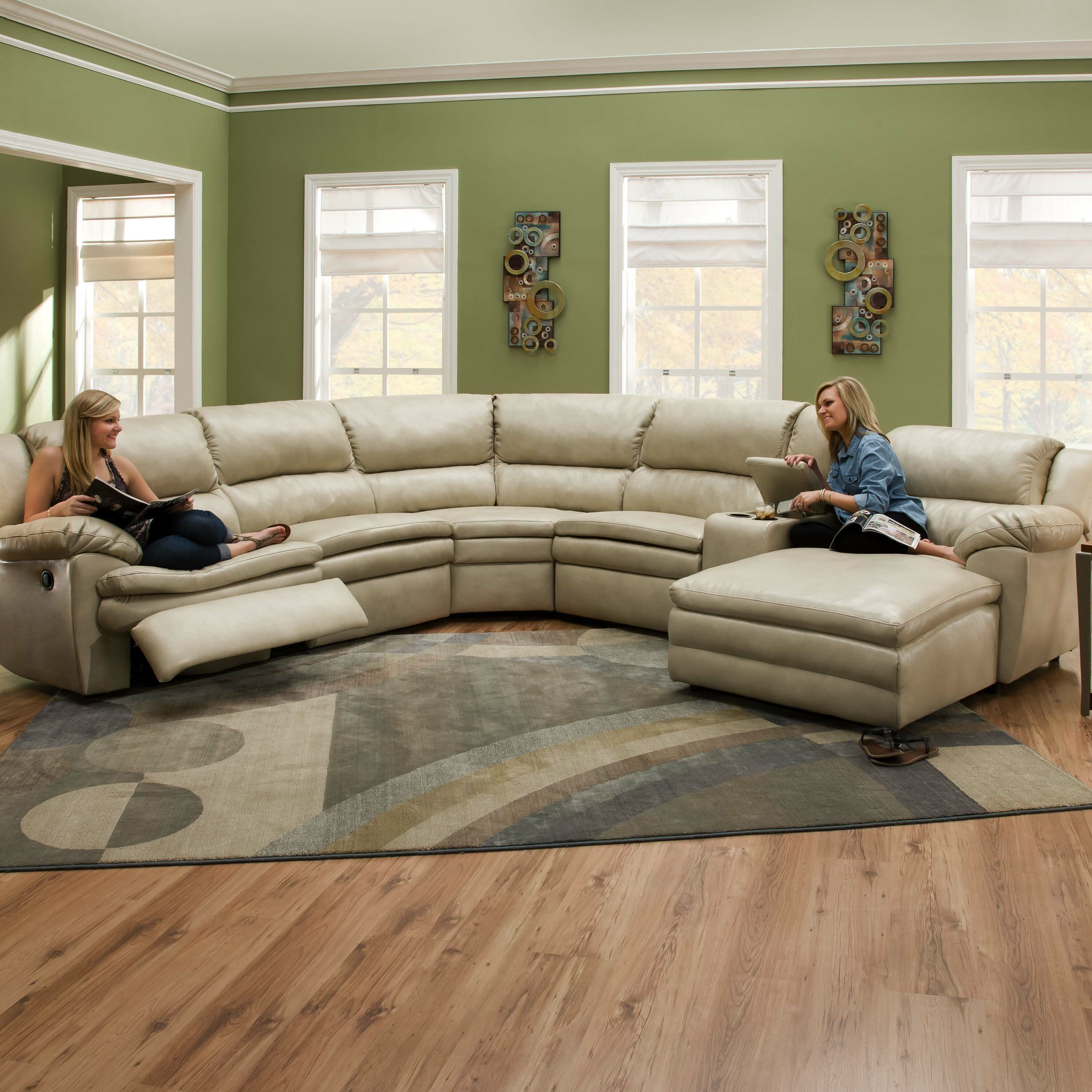 Simmons upholstery editor sectional reviews wayfair for Simmons sectional sofa covers