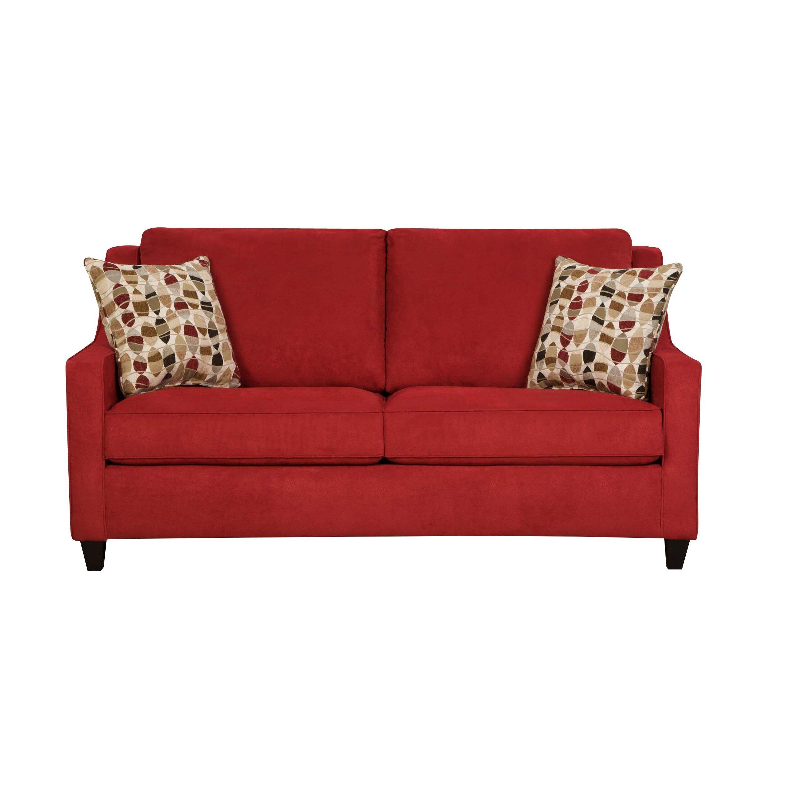 Simmons Upholstery Twillo Twin Sleeper Sofa & Reviews ...