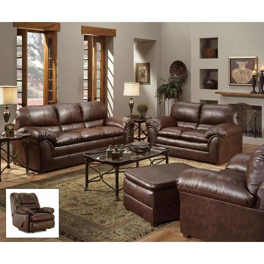 Wayfair supply furniture living room sets simmons upholstery sku