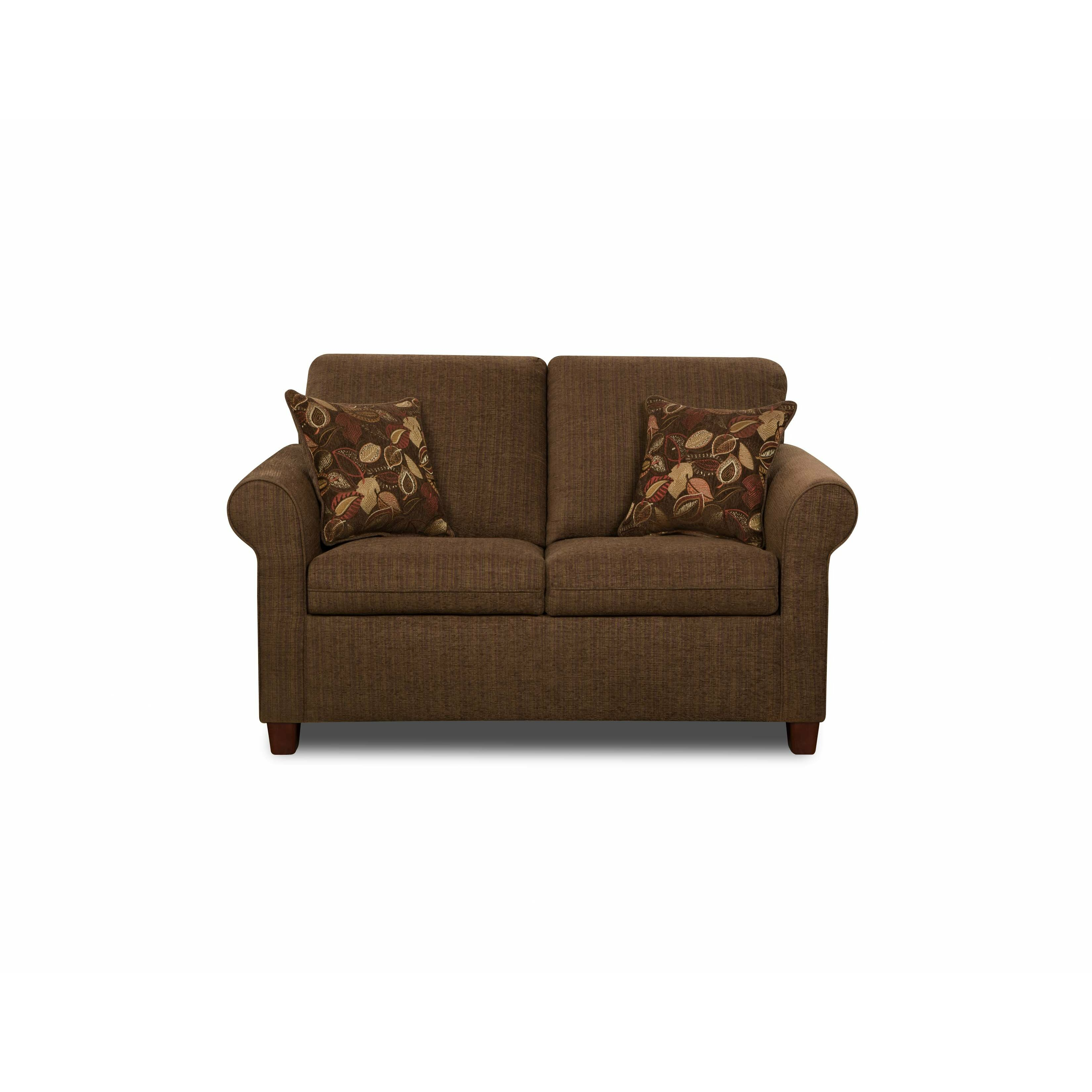 Simmons Sleeper Sofa: Simmons Upholstery Cullen Twin Sleeper Sofa & Reviews