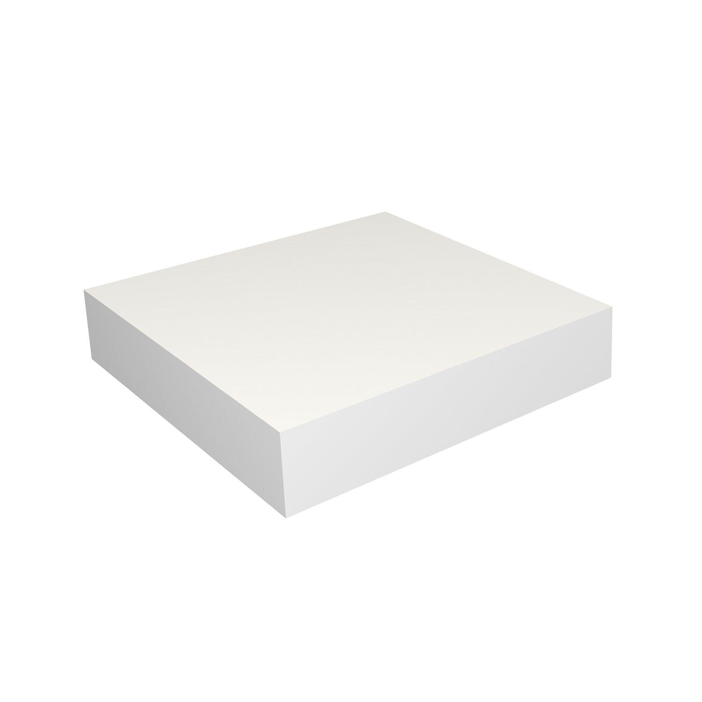 dwellstudio zboard eco 10 wall shelf and decorative shelf white reviews wayfair. Black Bedroom Furniture Sets. Home Design Ideas