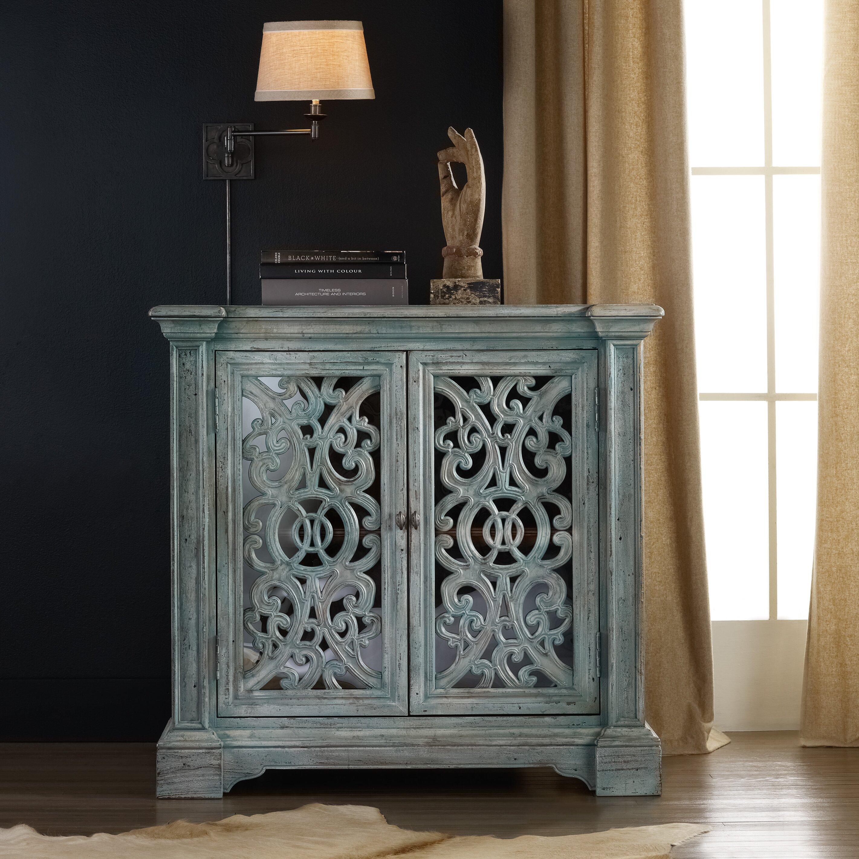 Hooker Furniture Melange Artesia Chest & Reviews