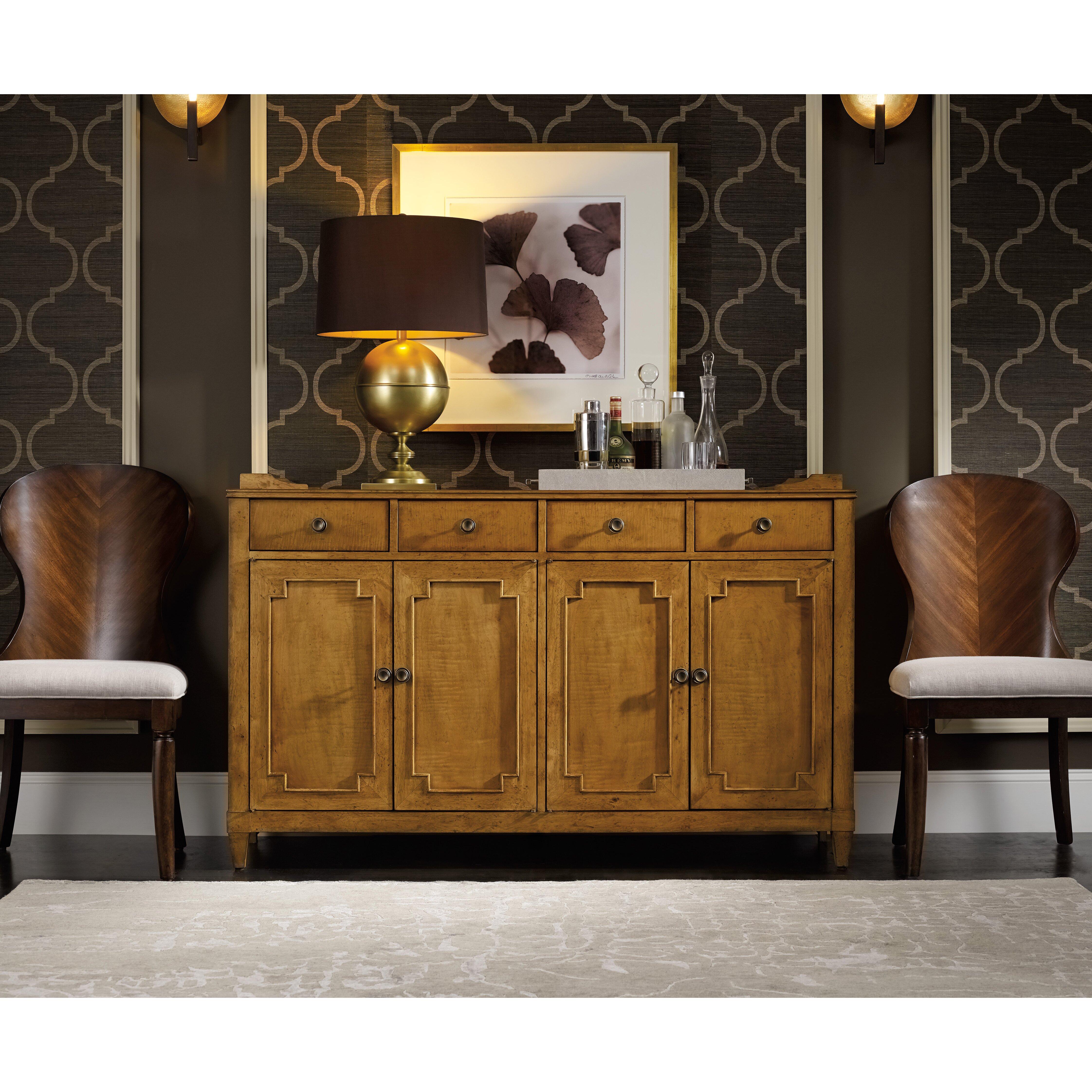 Hooker Furniture Palisade Server & Reviews