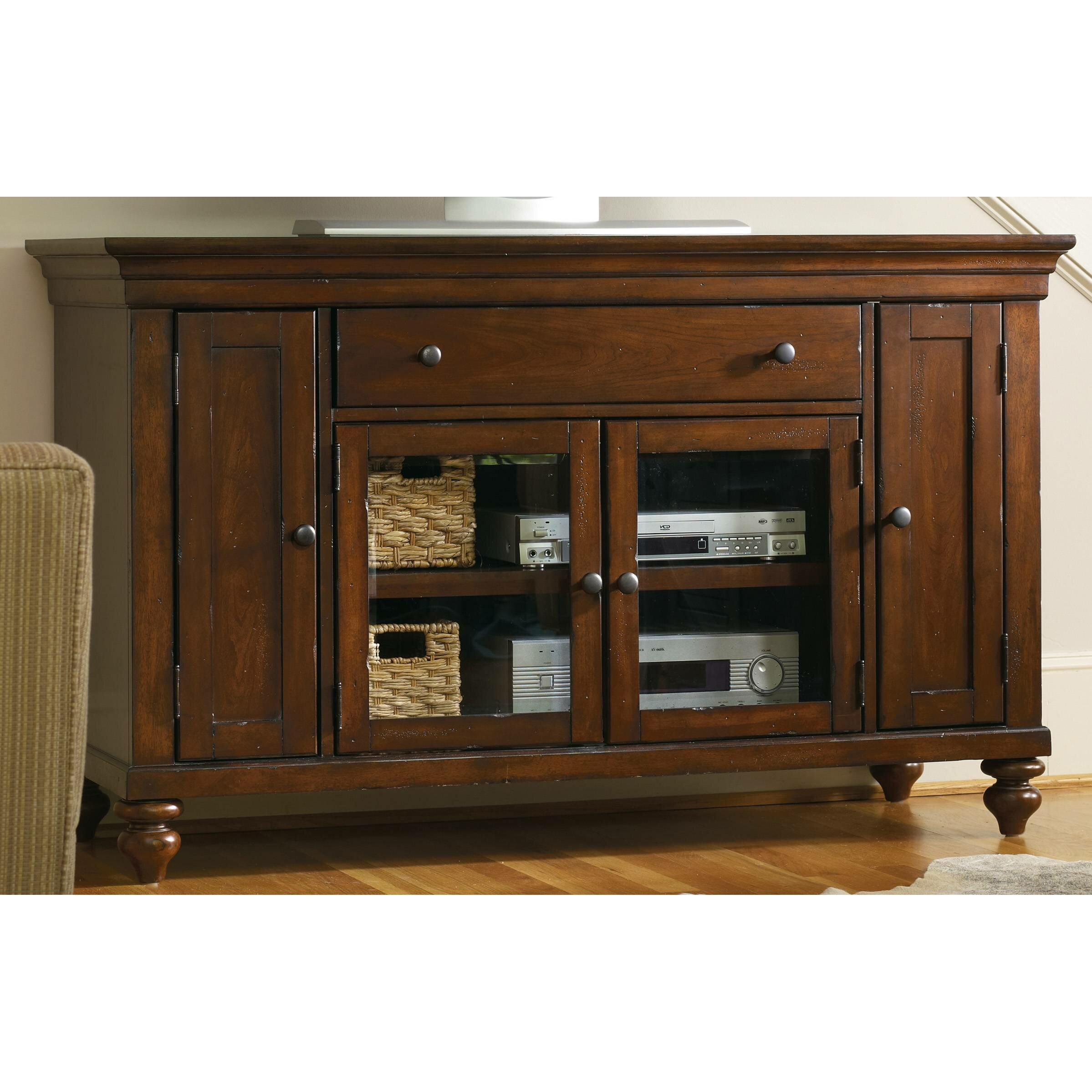 Hooker Furniture Wendover Tv Stand Reviews Wayfair