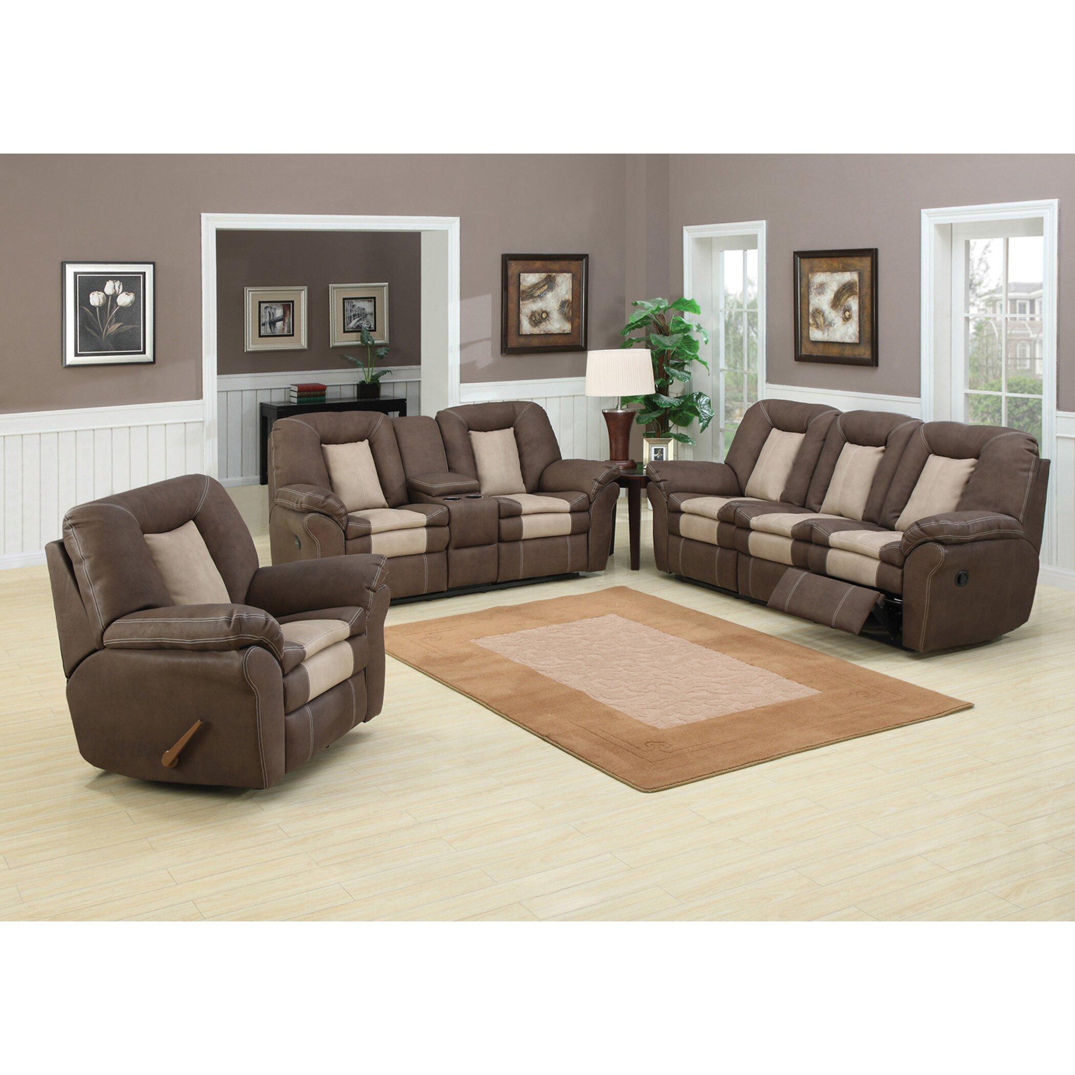 Carson Plush Living Room Arm Chair Wayfair