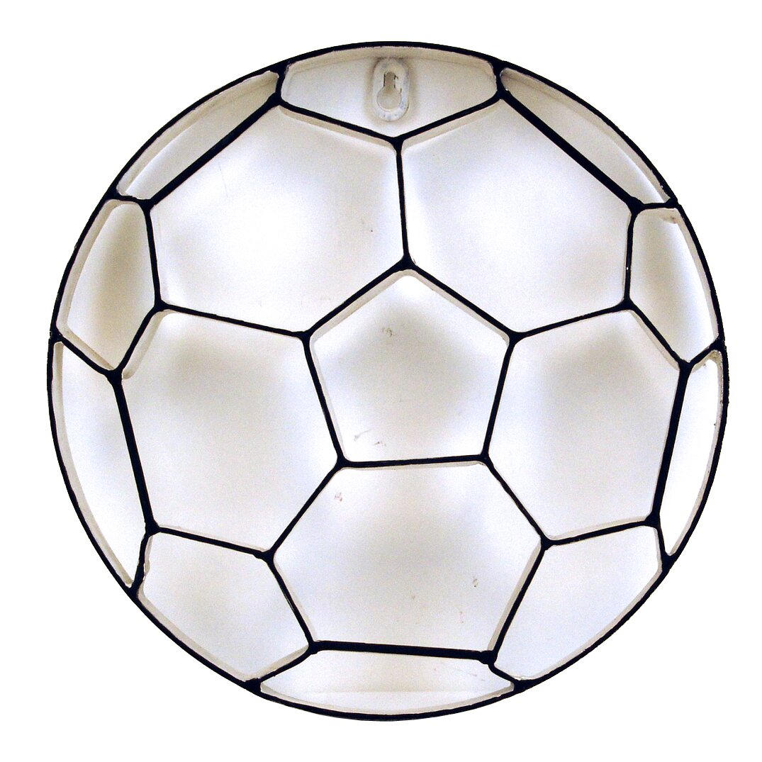 Firefly Home Collection Soccer Ball Wall Decor Reviews