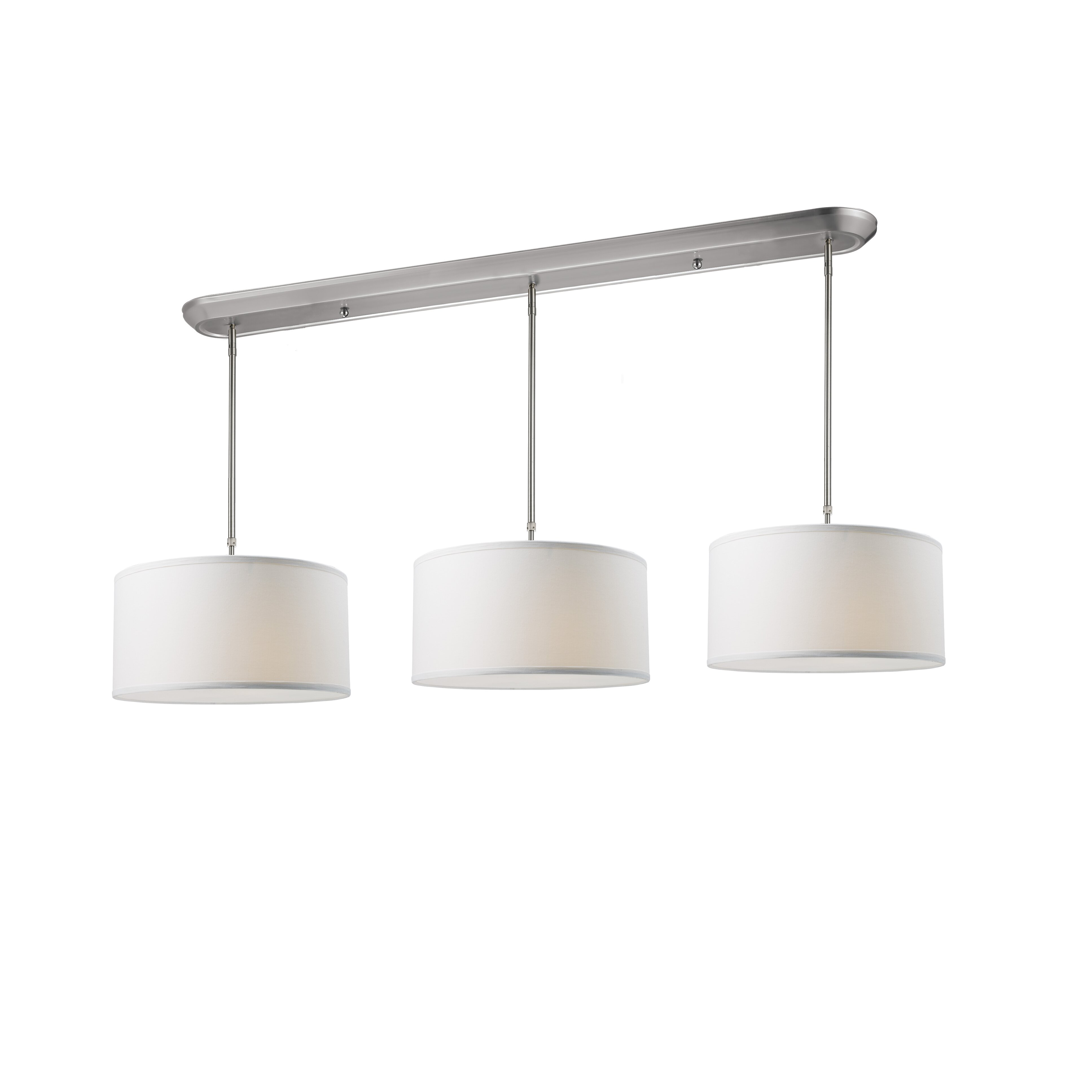 Z-Lite Albion 9 Light Kitchen Pendant Lighting & Reviews