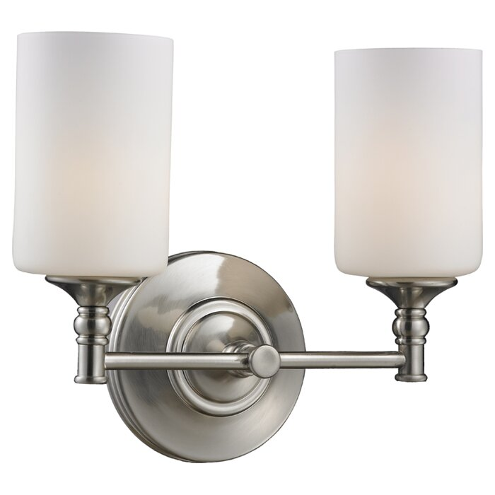 Z-Lite Cannondale 2 Light Bathroom Vanity Light & Reviews Wayfair