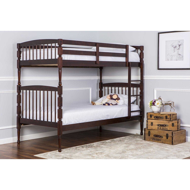 Moda Bunk Twin Bed
