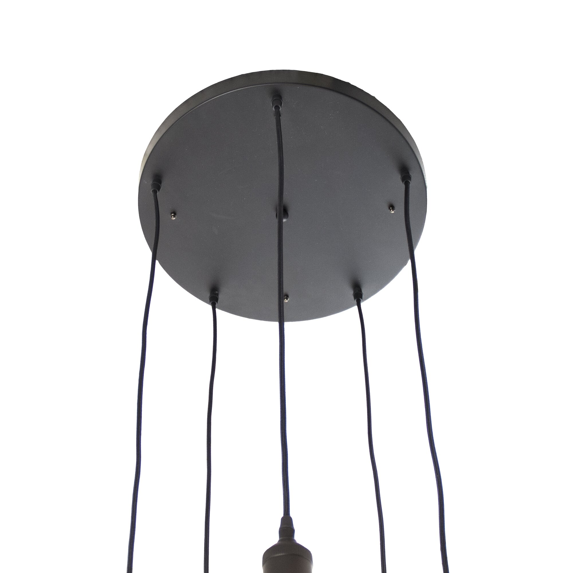 Giovanni 5 Light Outdoor Hanging Light Pendant