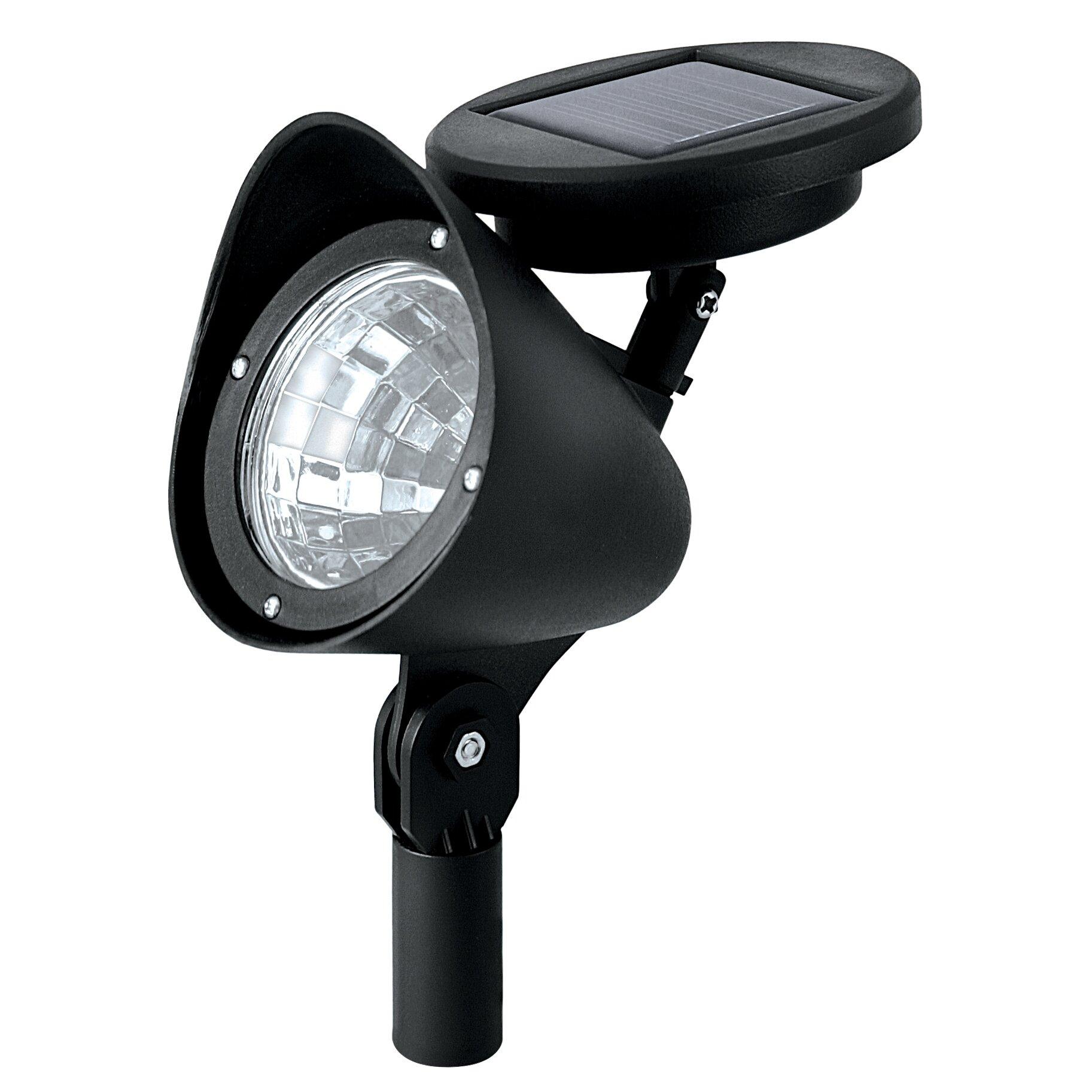 Paradise Garden Lighting Solar LED Spot Light & Reviews