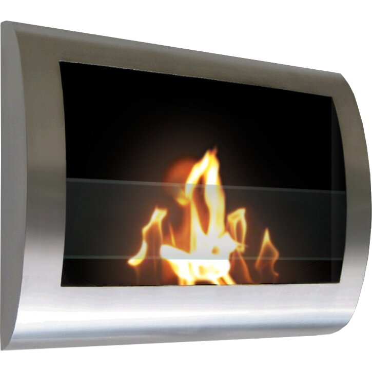 Anywhere Fireplaces Chelsea Wall Mount Bio Ethanol Fireplace Reviews Wayfair