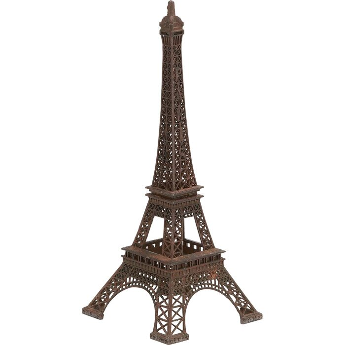 Uma Enterprises Eiffel Tower Decor Reviews Wayfair