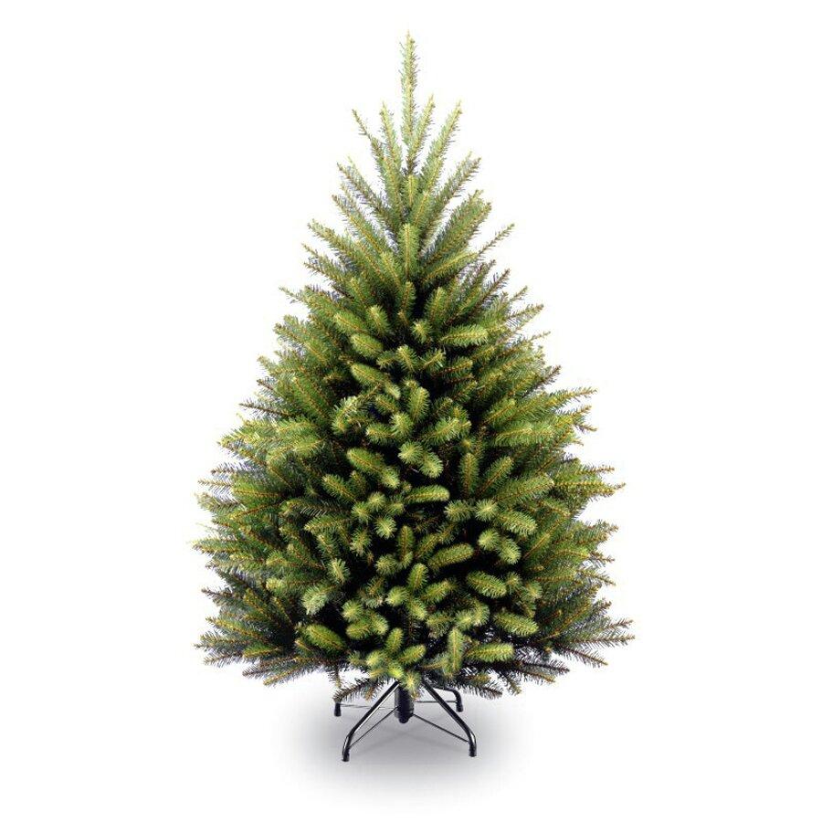 National Tree Co. Dunhill Fir 4.5' Green Artificial ...