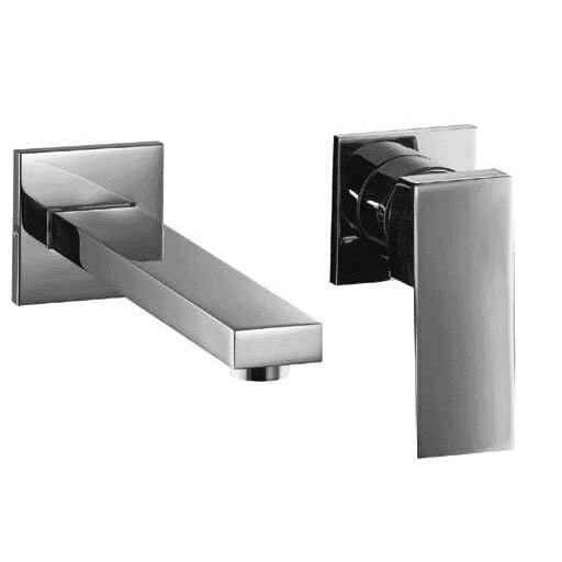 Alfi Brand Single Handle Wall Mounted Bathroom Faucet & Reviews ...