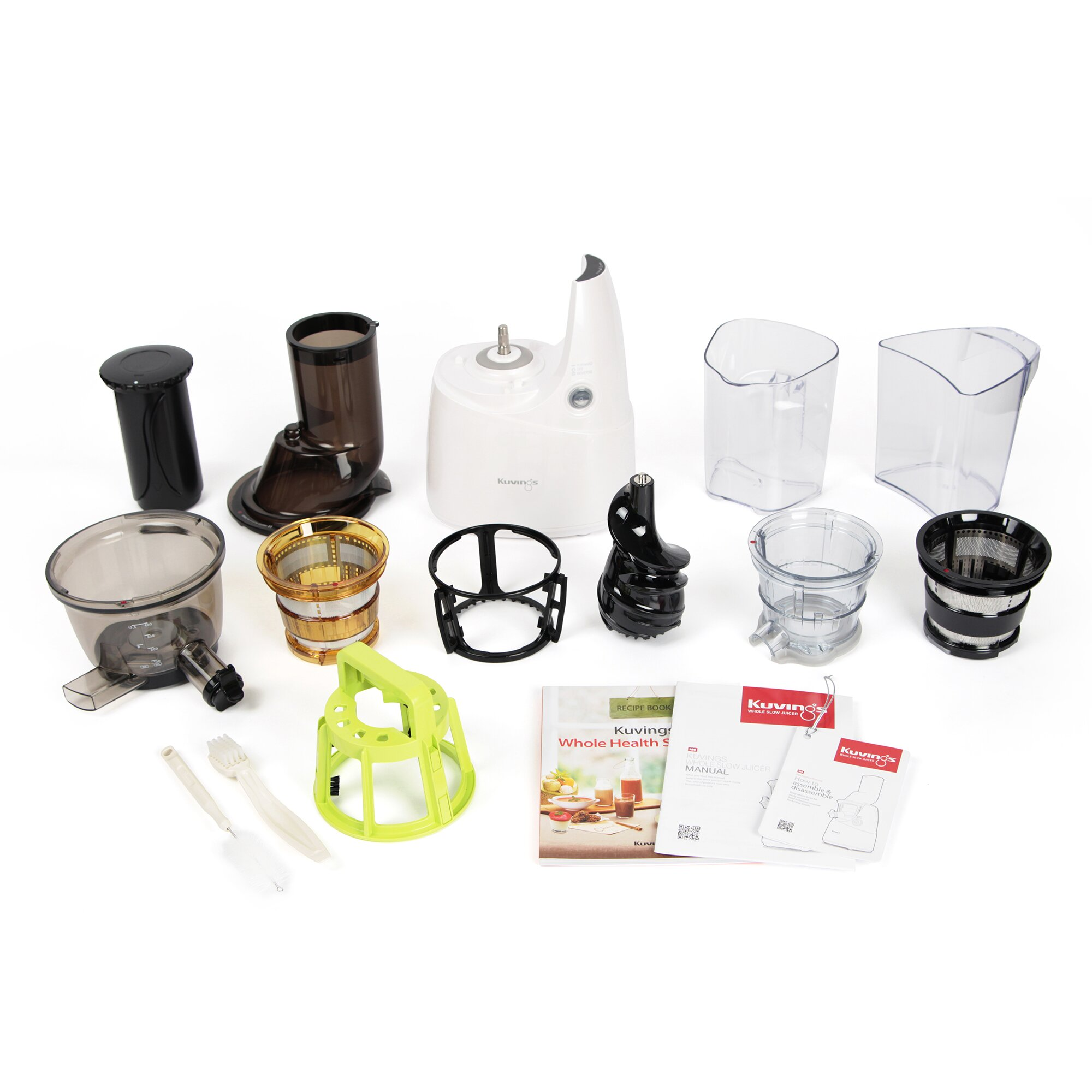 Kuvings Whole Juicer Reviews : KUvINGS Whole Slow Juicer & Reviews Wayfair