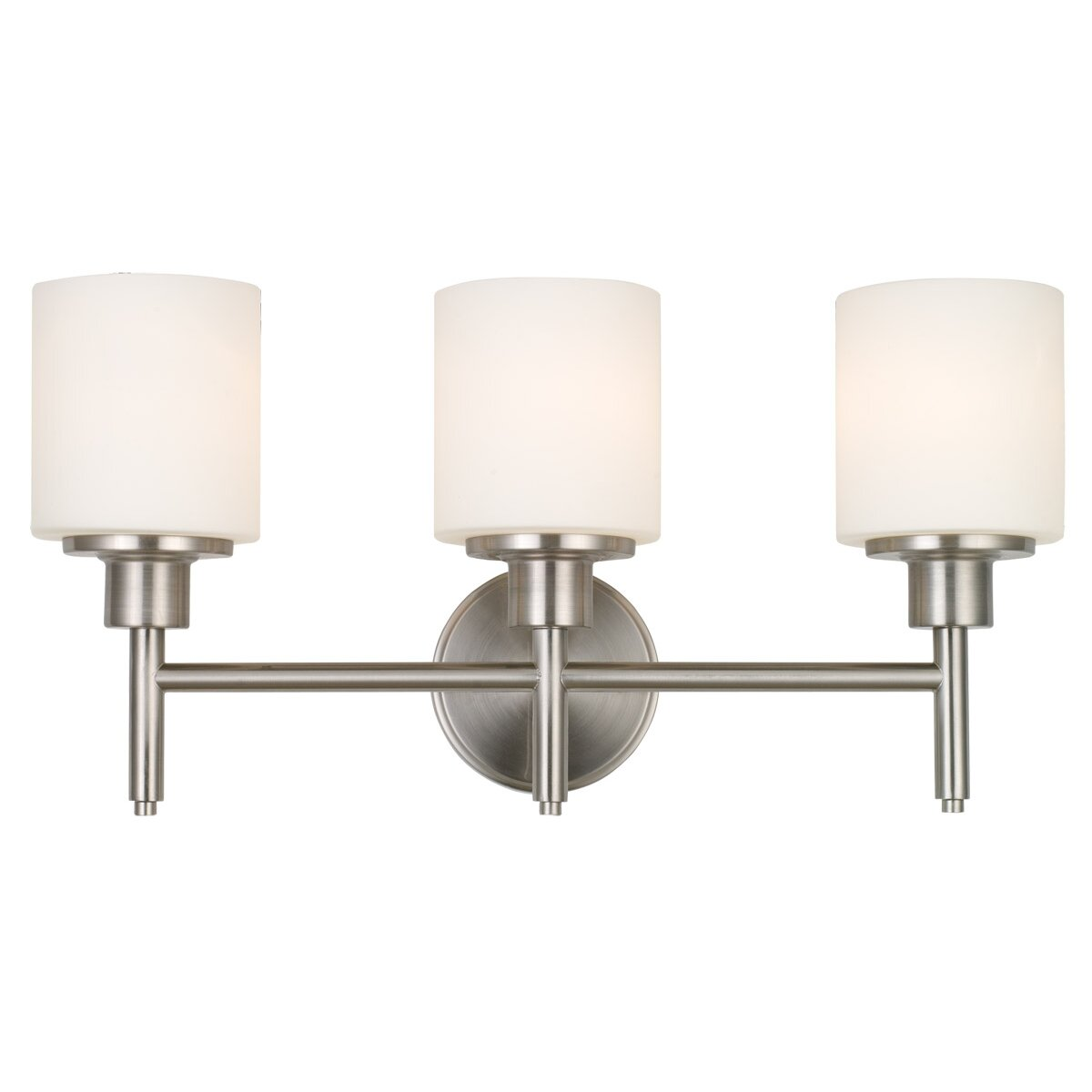 Design House Aubrey 3 Light Bath Vanity Light & Reviews