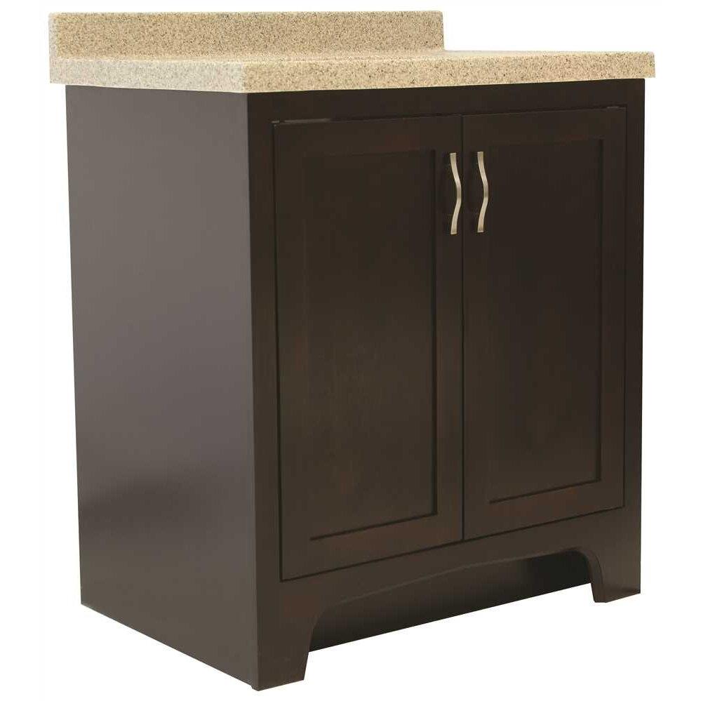 Creative Design House Ventura 31quot Single Console Bathroom Vanity Set Amp Review