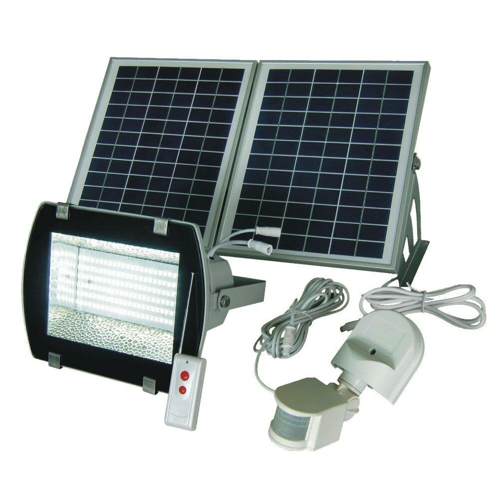 High Powered LED Solar Flood Light