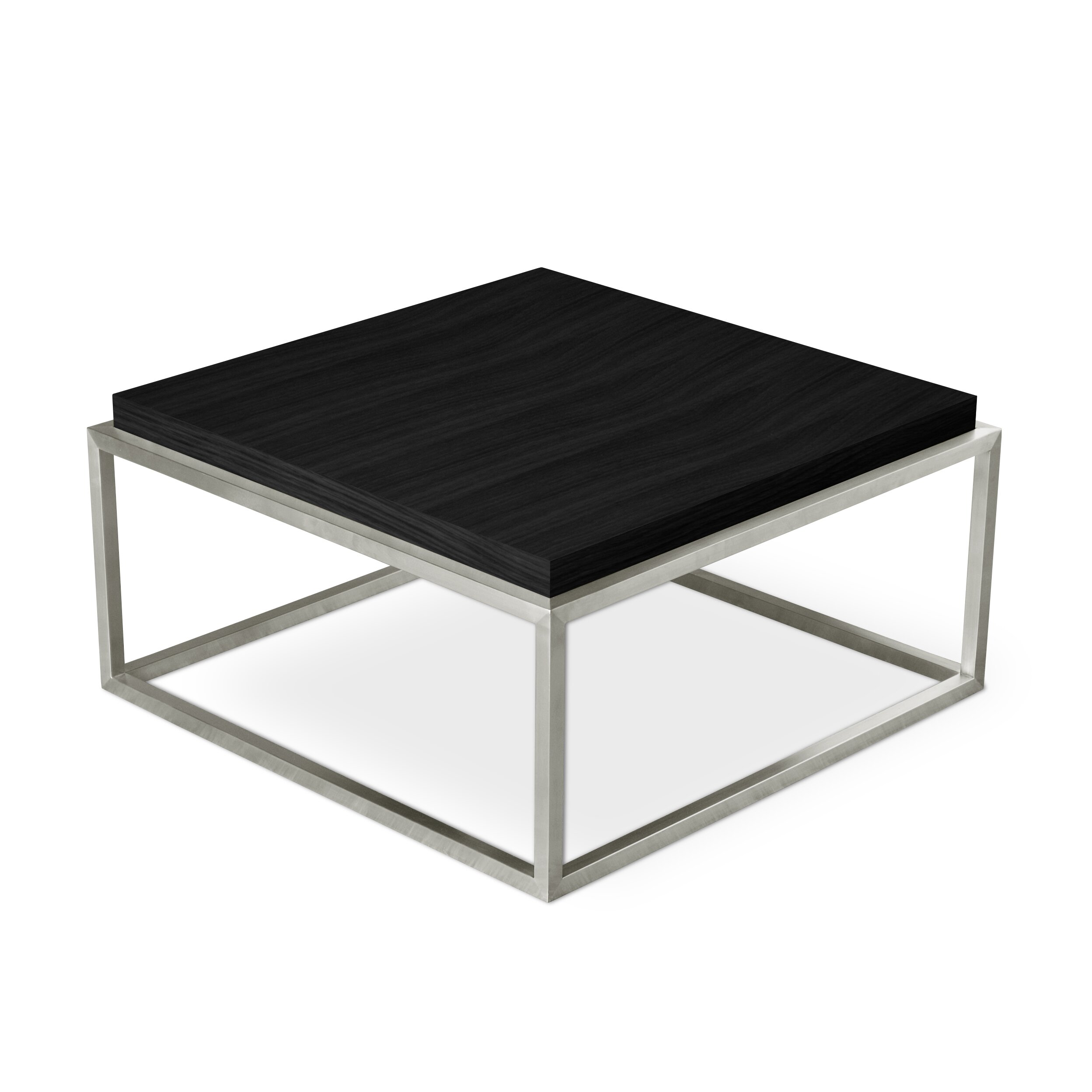 Gus Modern Square Drake Coffee Table Reviews Wayfair
