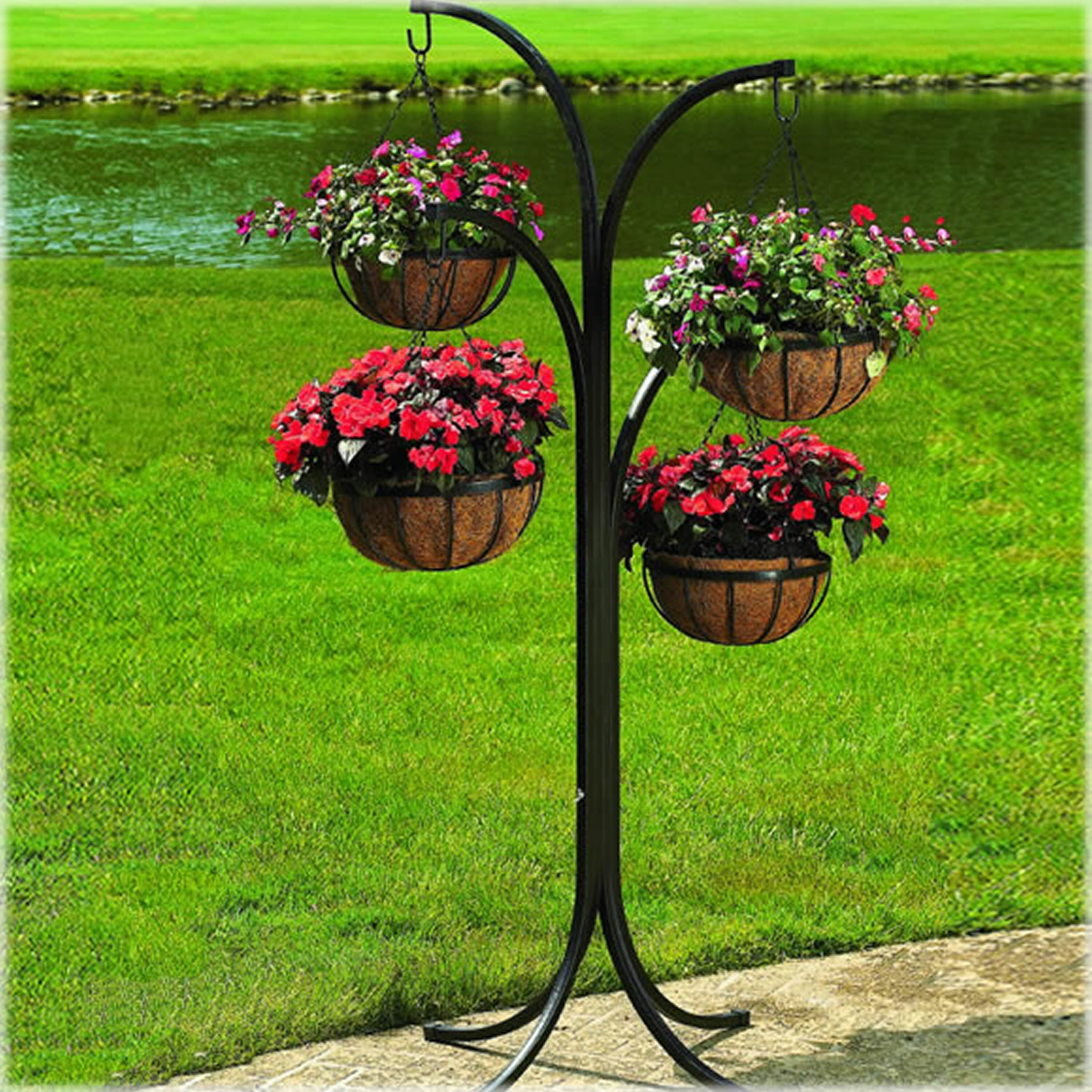 CobraCo Novelty Plant Stand & Reviews | Wayfair on Hanging Plant Stand  id=20148