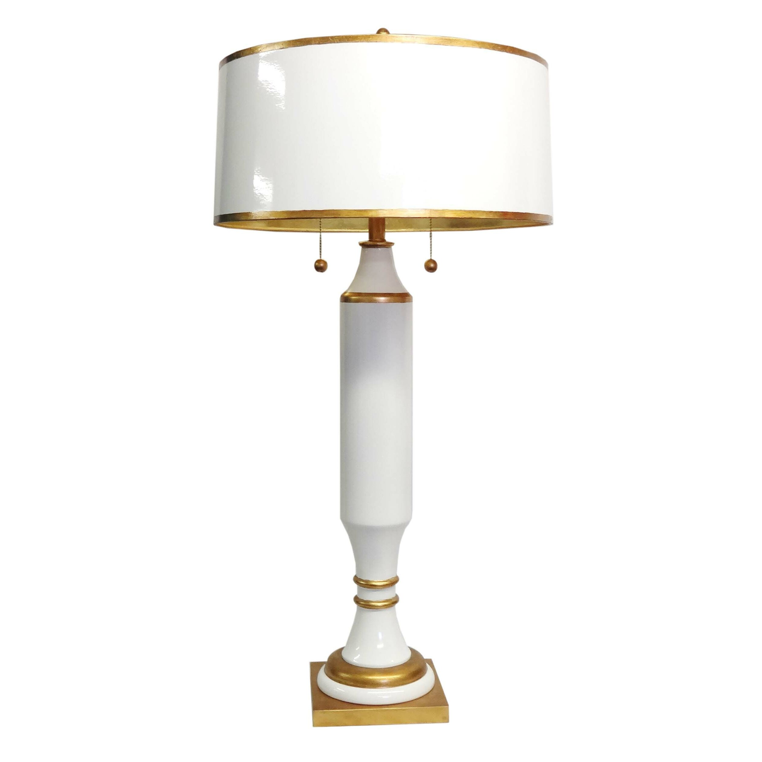 Tall 40 H Table Lamp