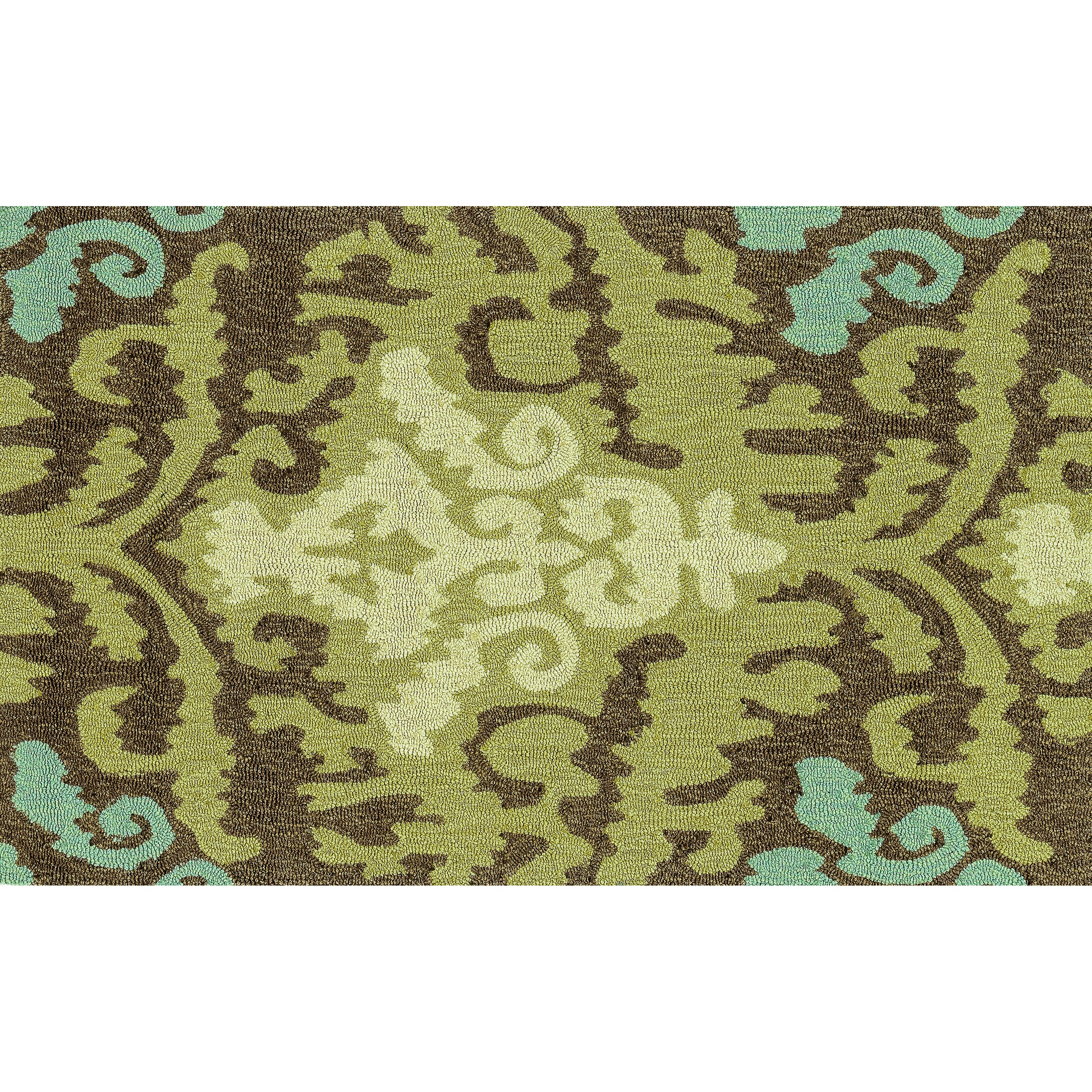 Outdoor carpet on gr carpet vidalondon outdoor carpet loloi rugs francesca brown green area rug gr carpet baanklon Choice Image