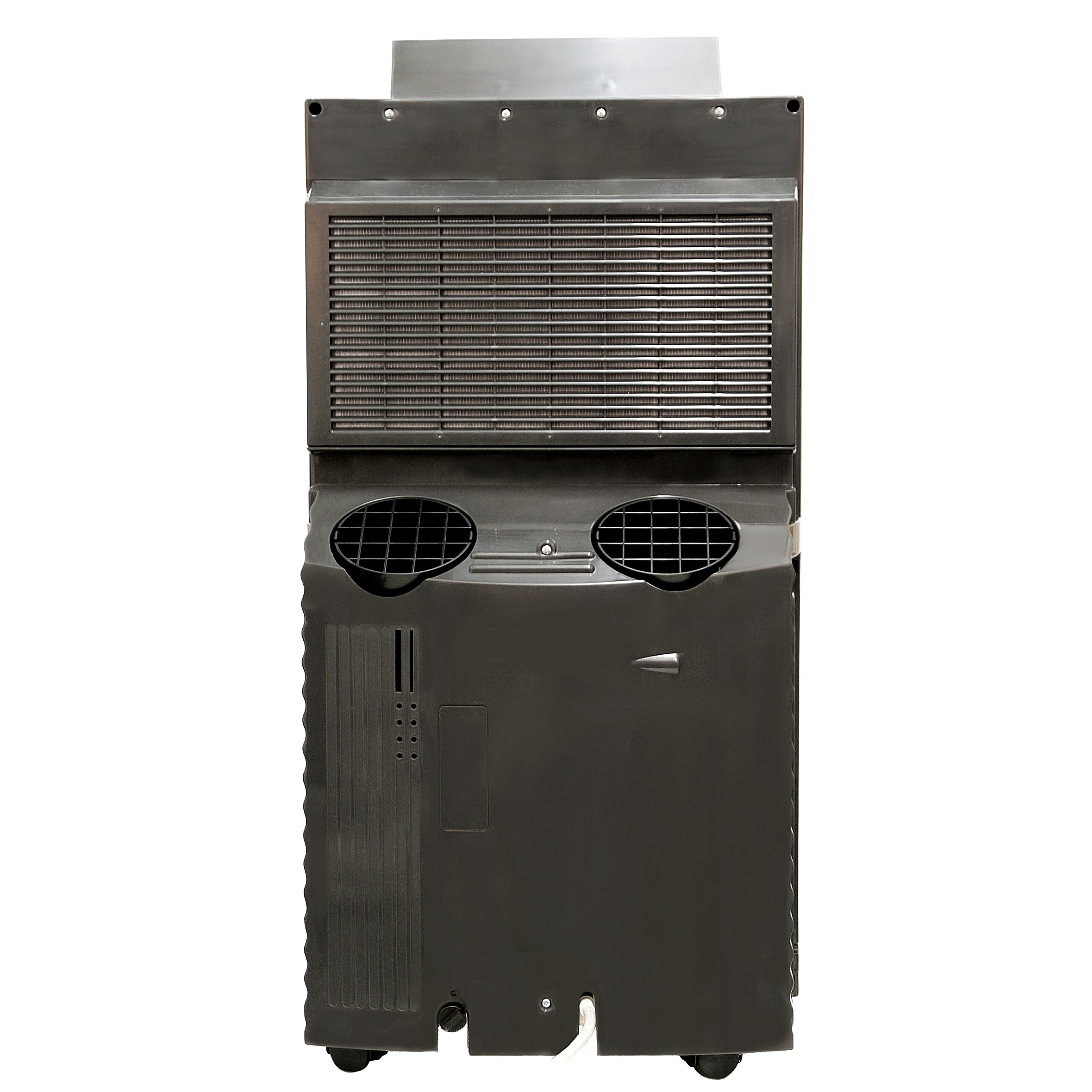 14 000 BTU Dual Hose Portable Air Conditioner with Remote by Whynter #39352F